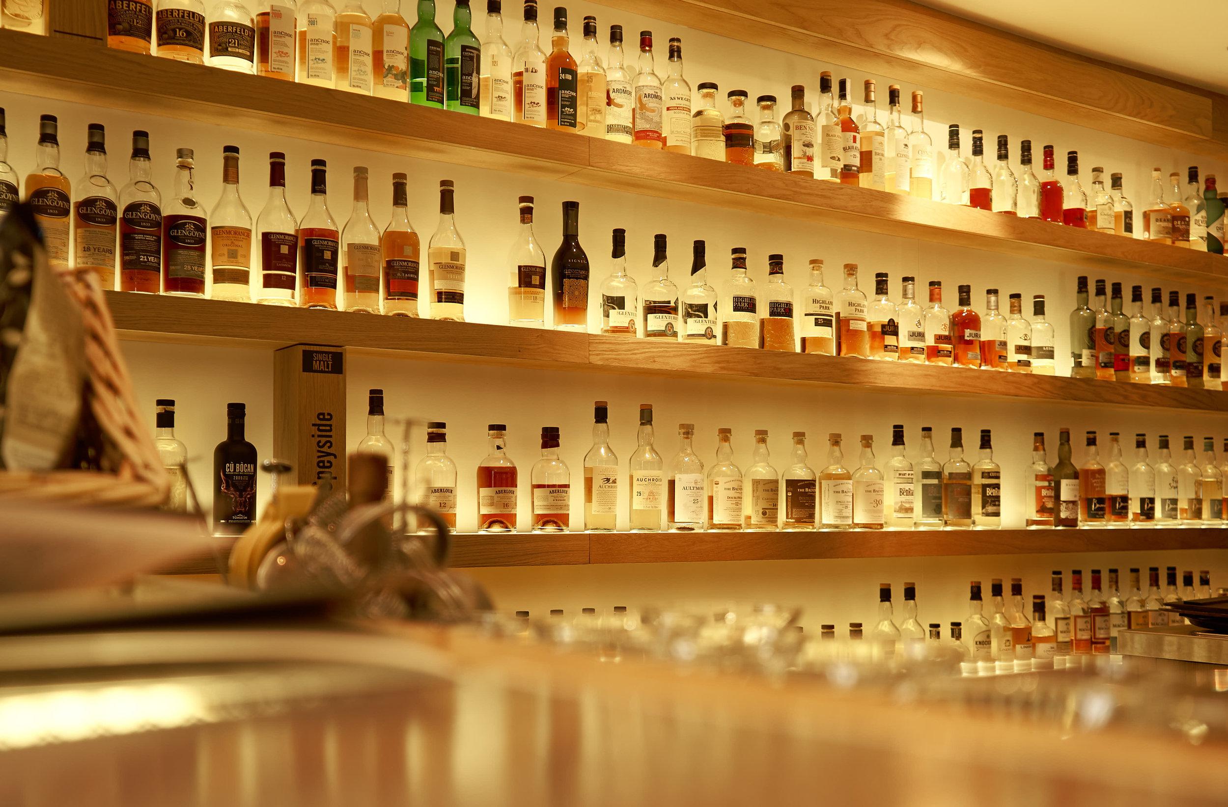 Scotch Whisky -