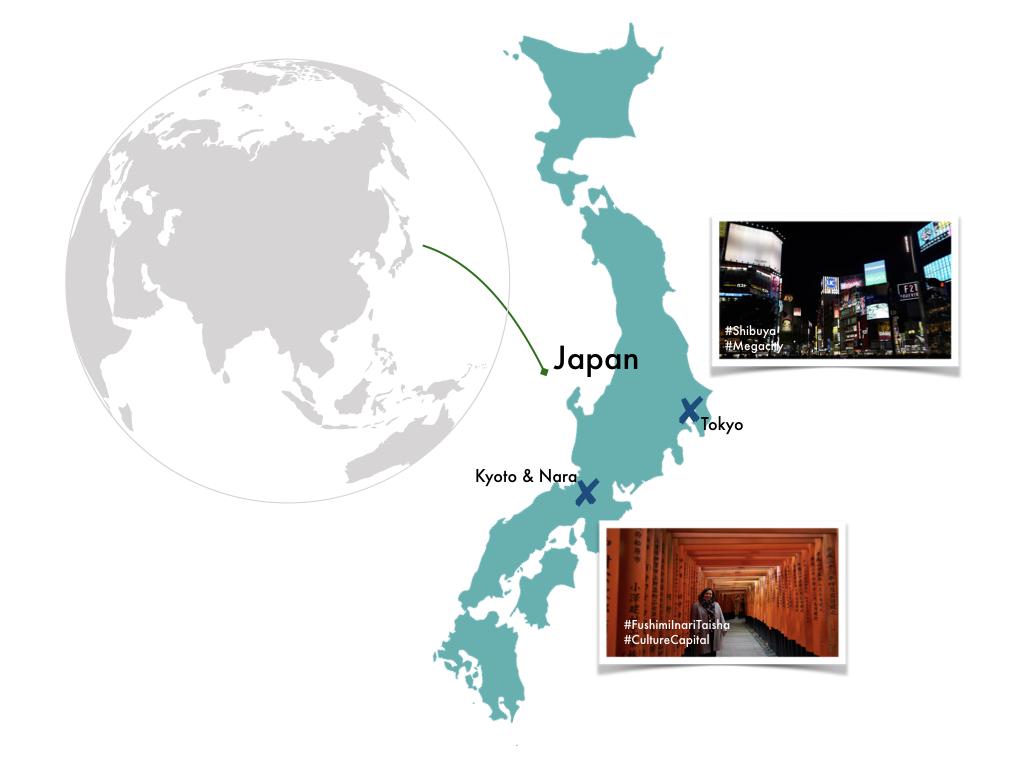Roadtrip Japan