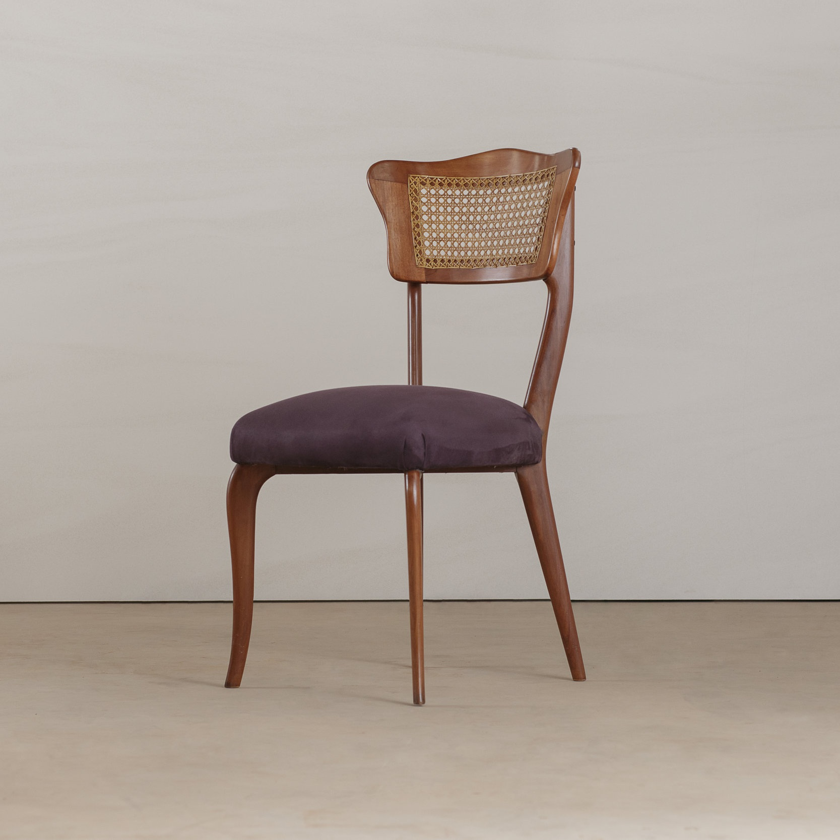 dining chair | giuseppe scapinelli -