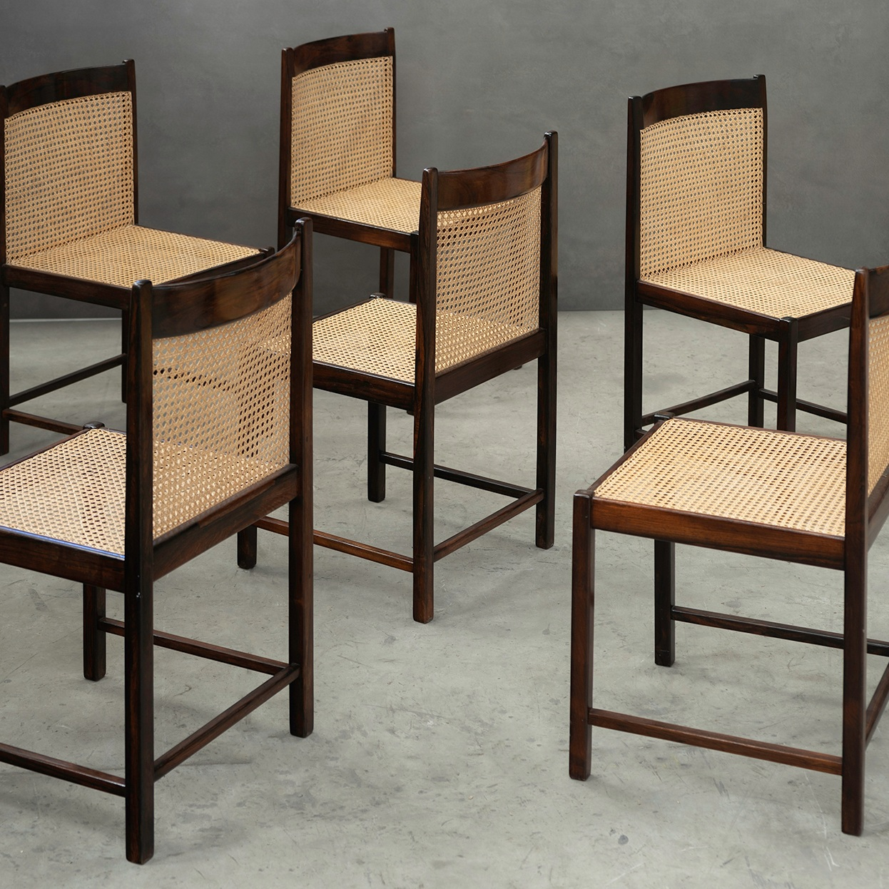 dining chairs | unknown designer -