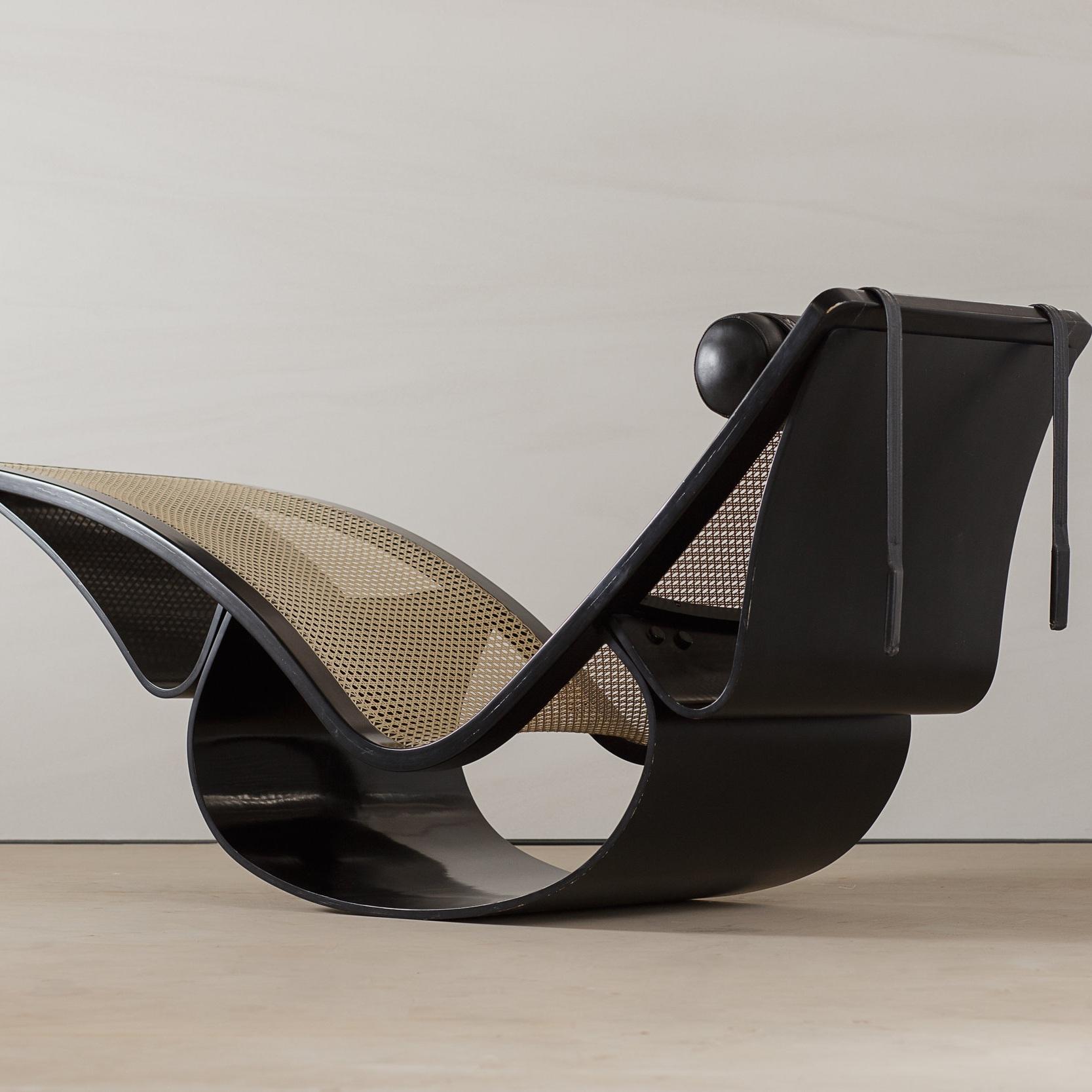 rio chaise   oscar niemeyer -