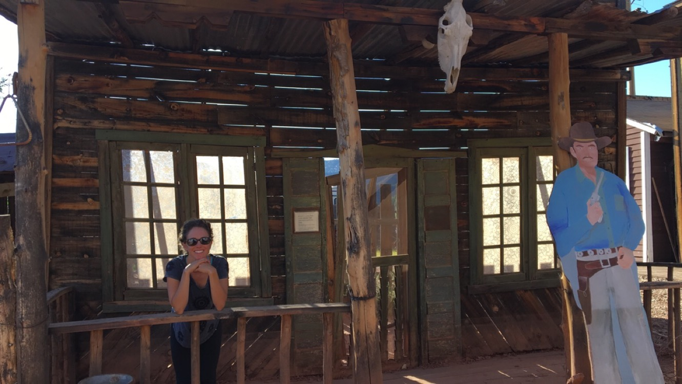 Little Hollywood Museum in Kanab
