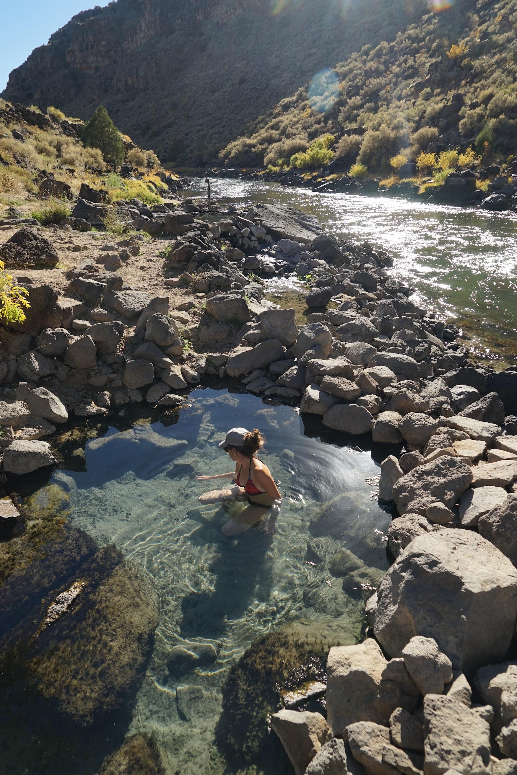 Manby Hot Springs Taos