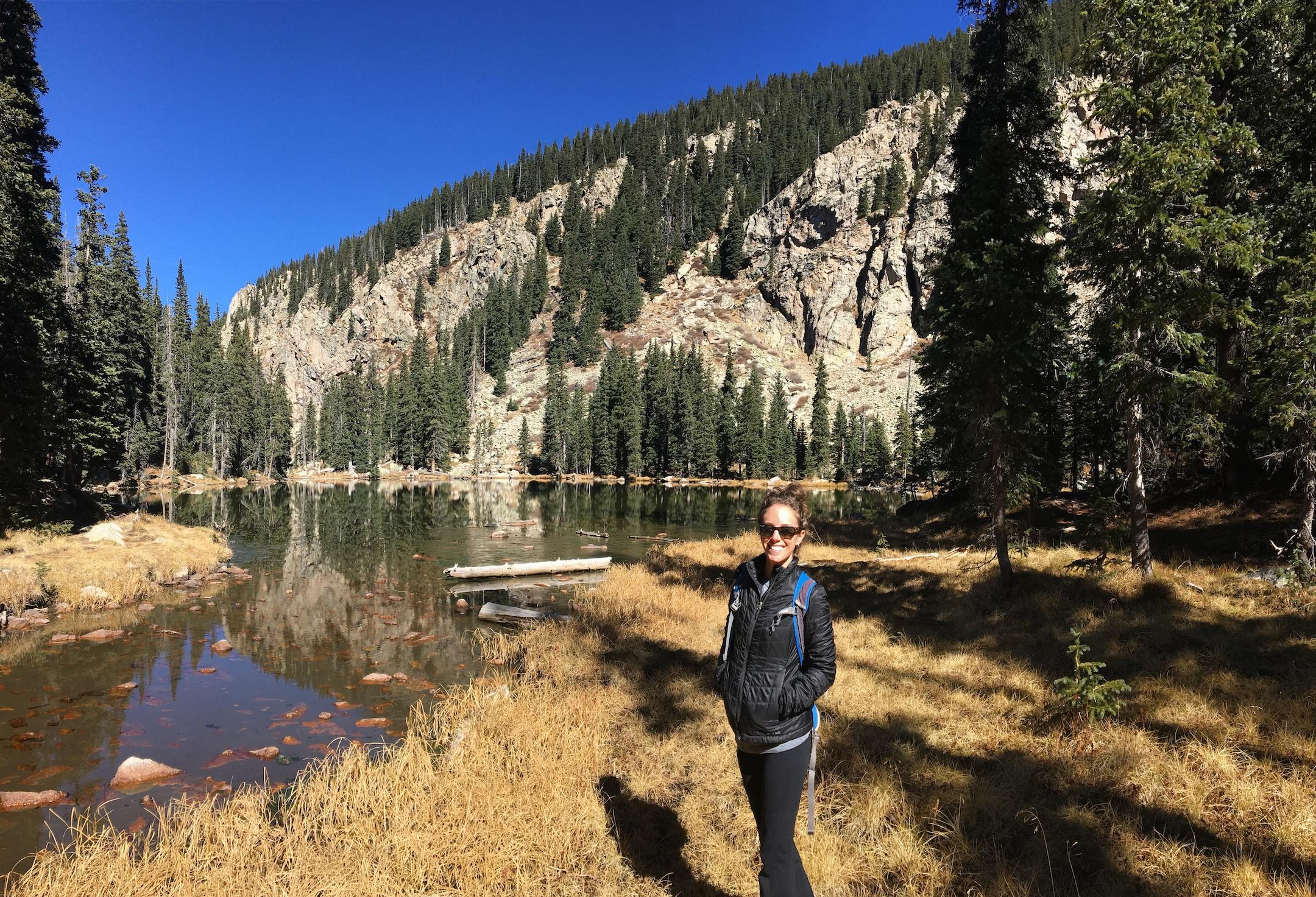 Nambe Lake