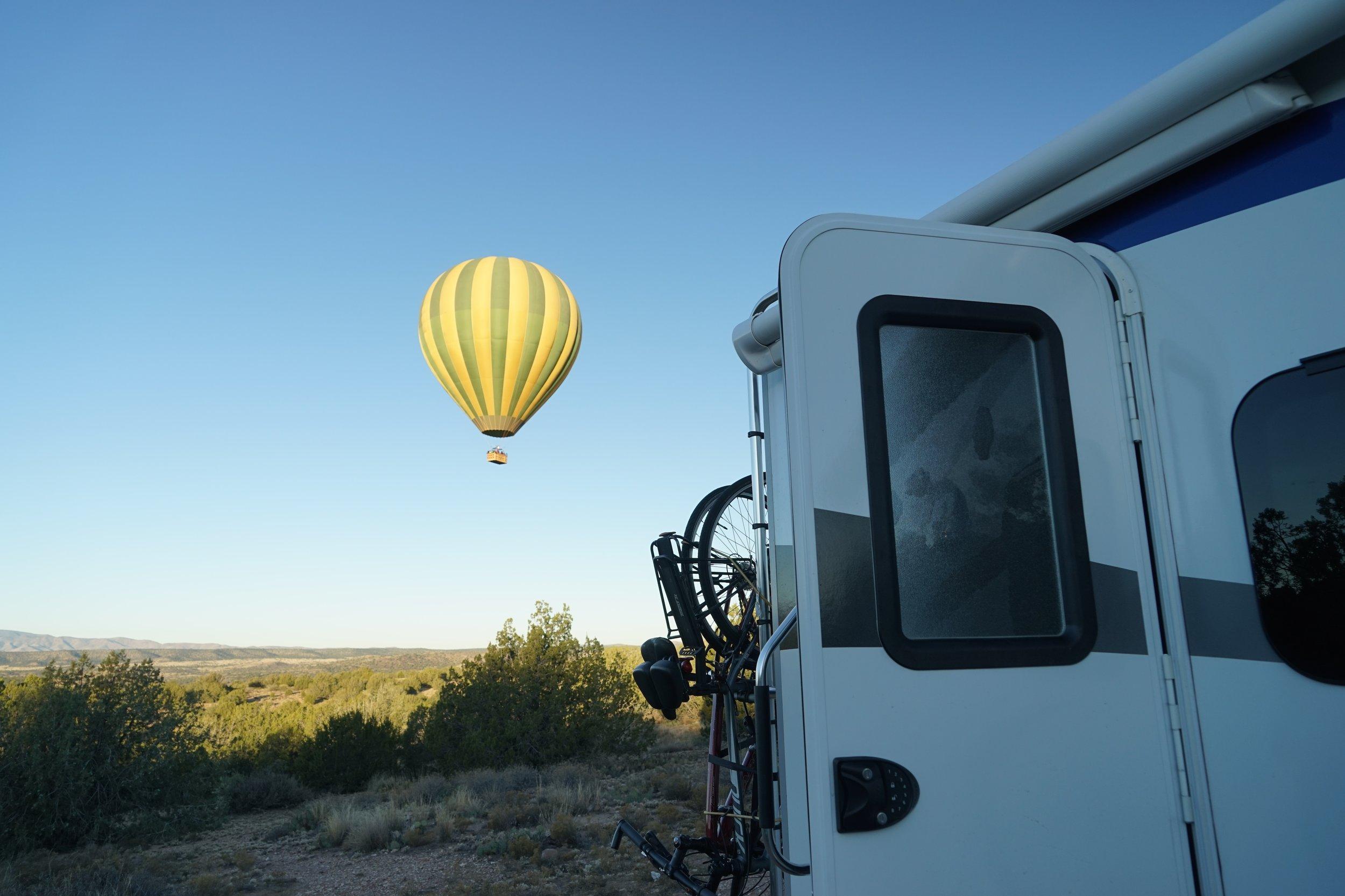 Ballon ride anyone!?