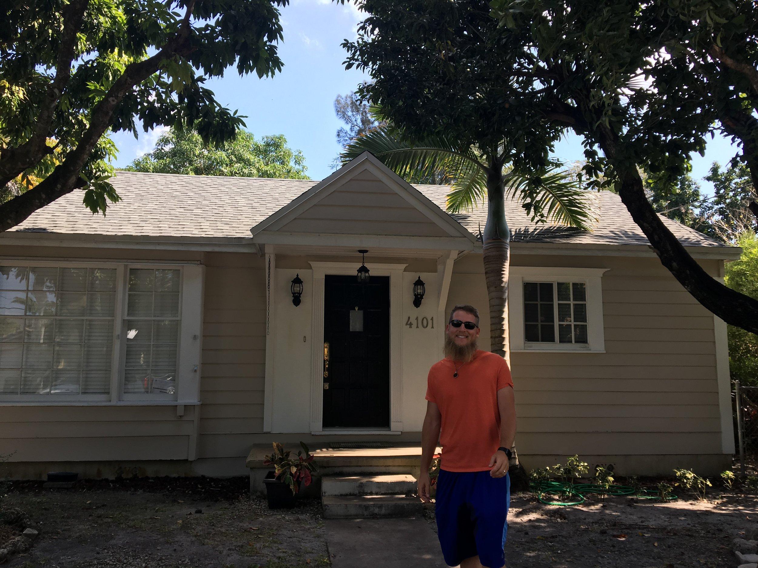 Dylan's Senior year house