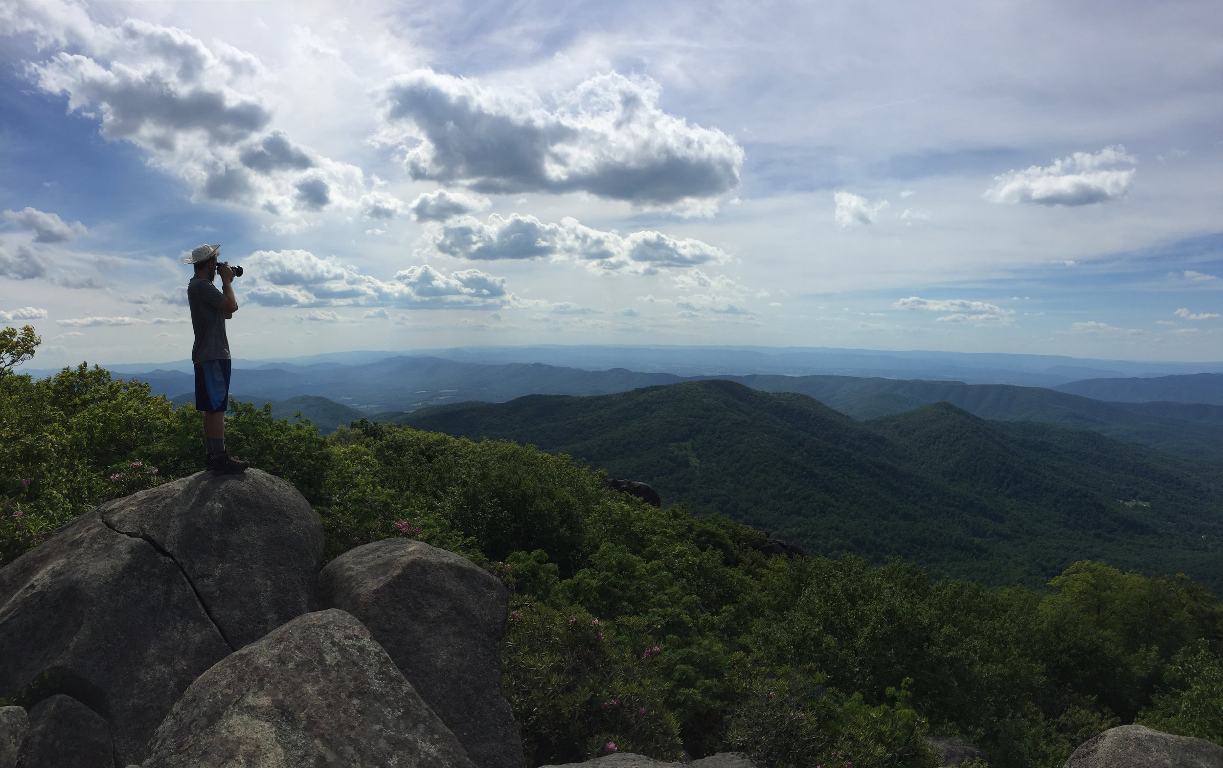 Hike to   Flat Top Mountain