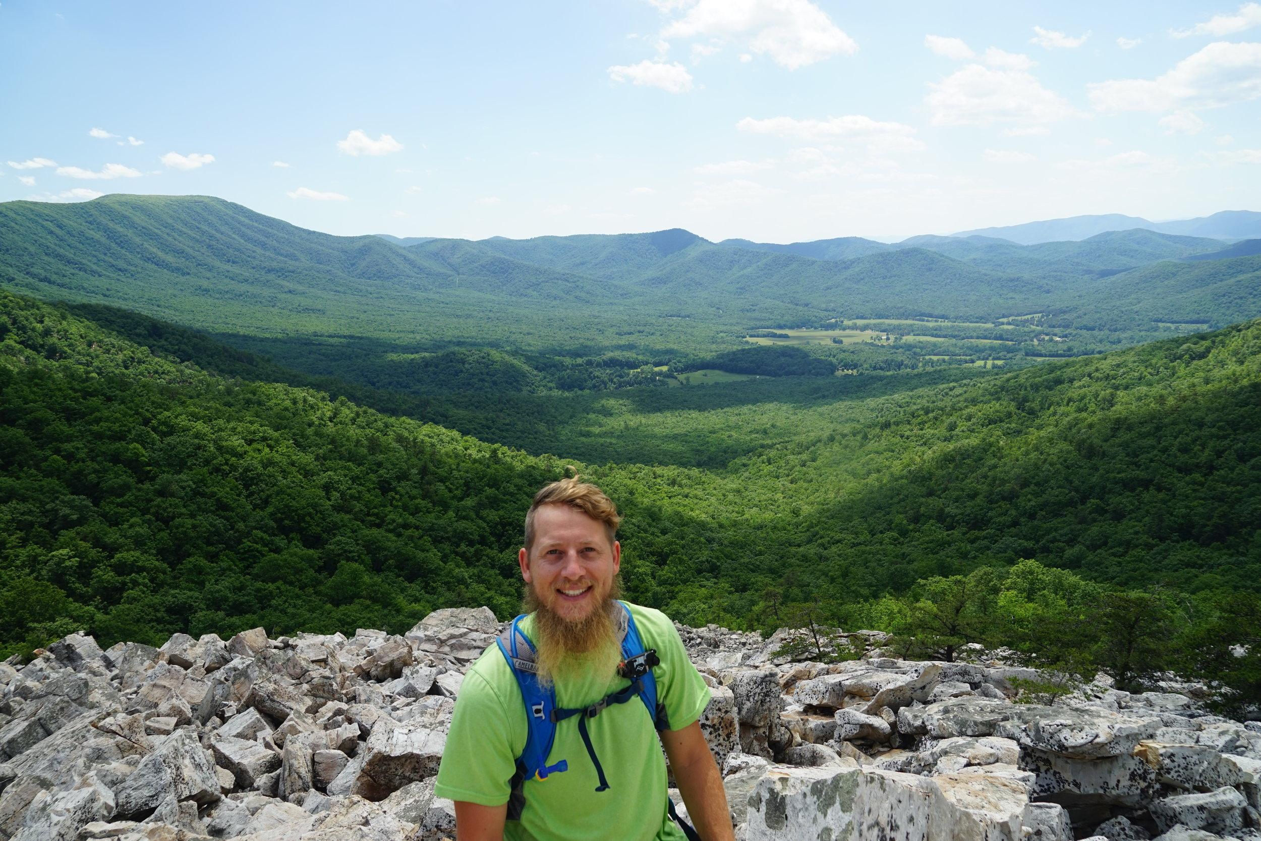 Hike to   Devil's Marbleyard