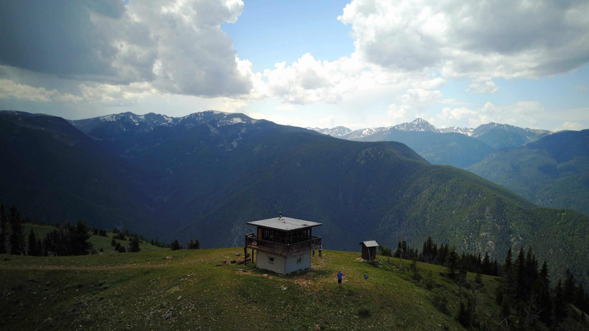 Garnet Mountain Overlook