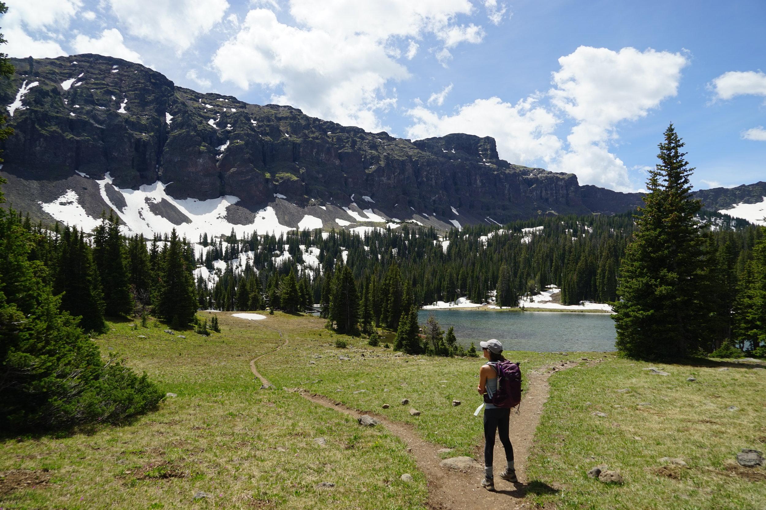 Emerald Lake Bozeman Montana