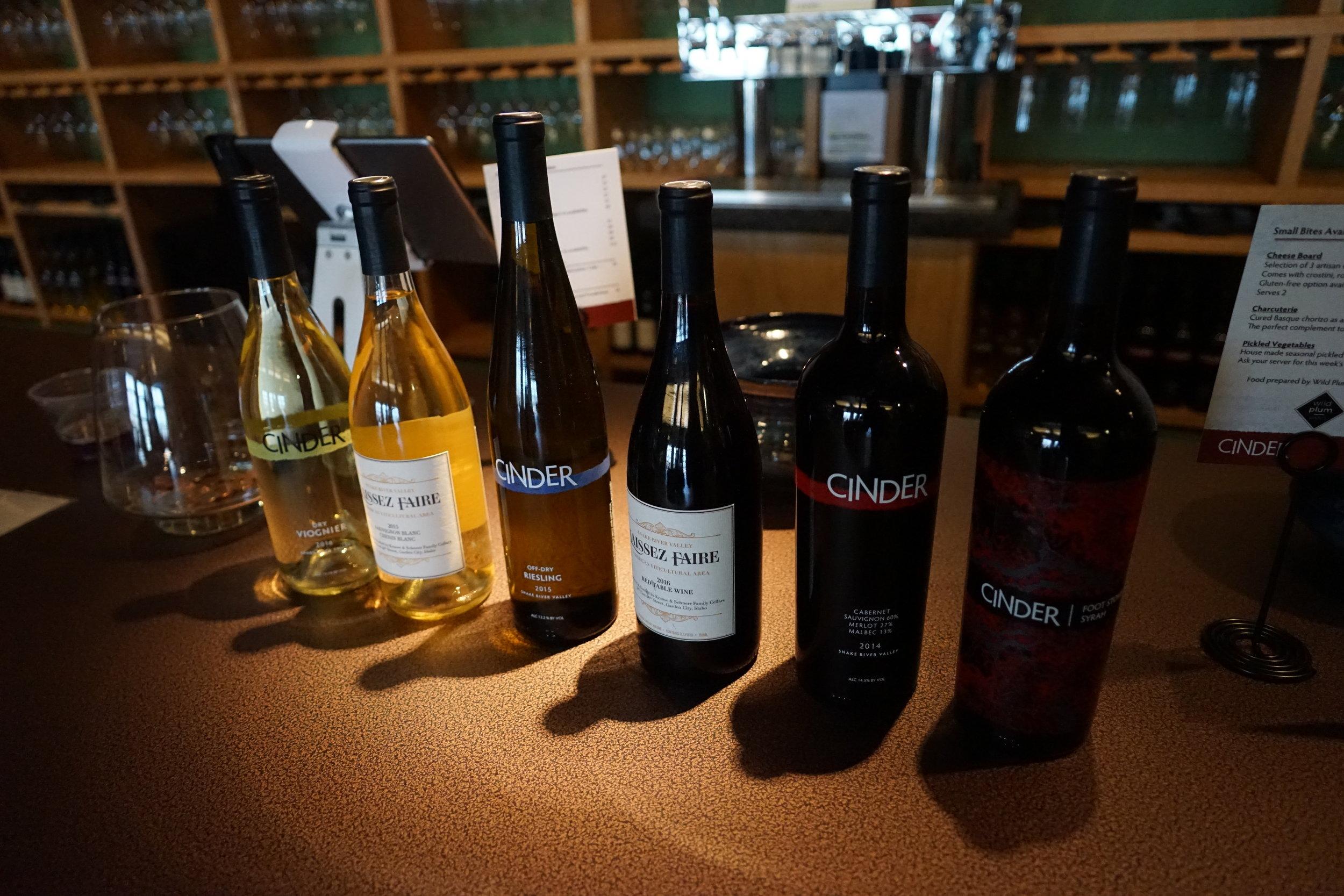 Cinder Winery
