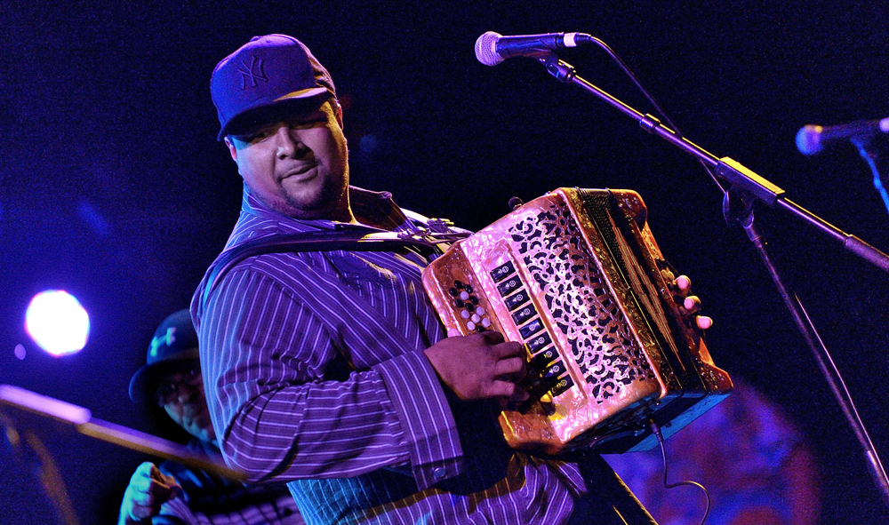 Keith Frank & The Soileau Zydeco Band