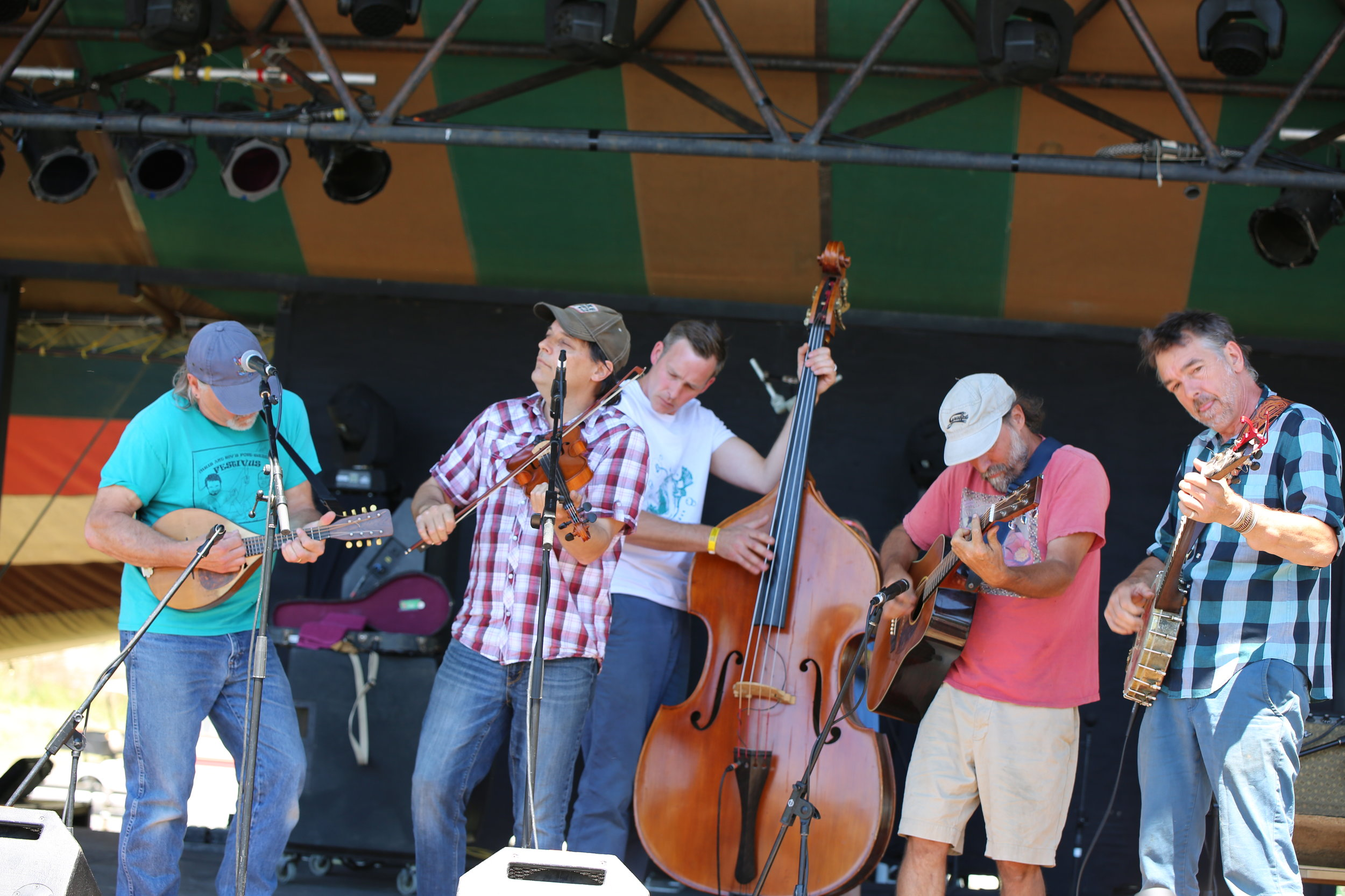 Bubba George Stringband