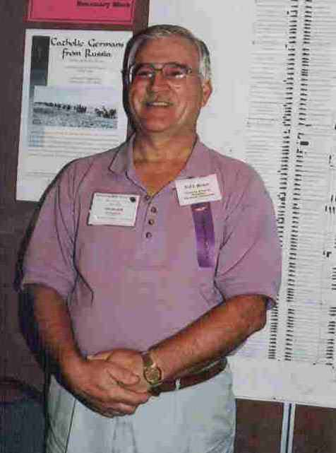 Ted J. Becker