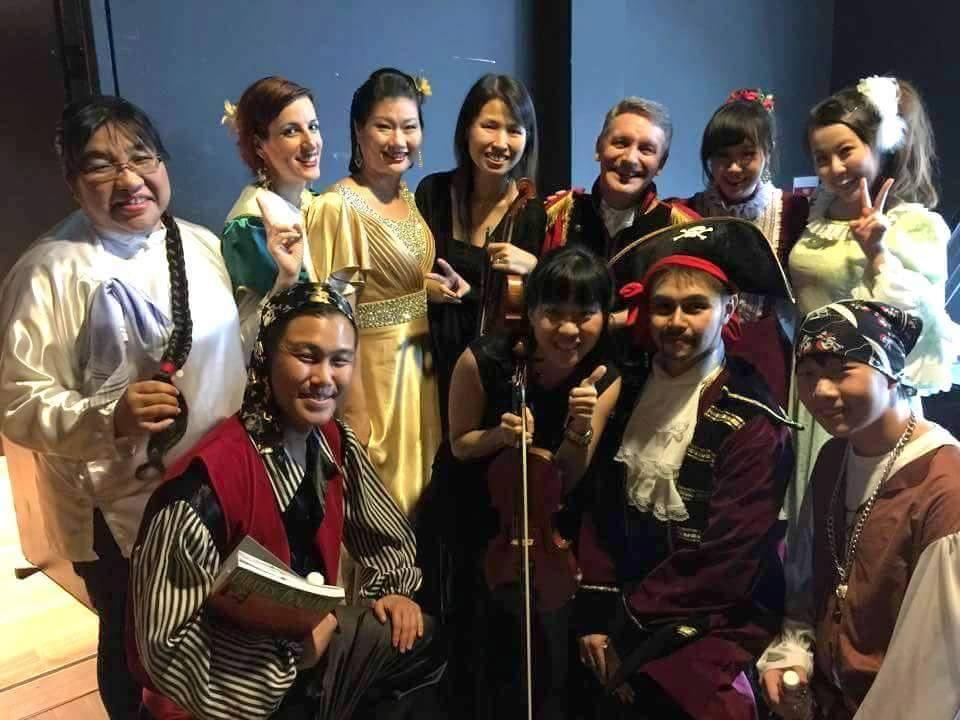 The Pirates of Penzance (Gilbert and Sullivan)