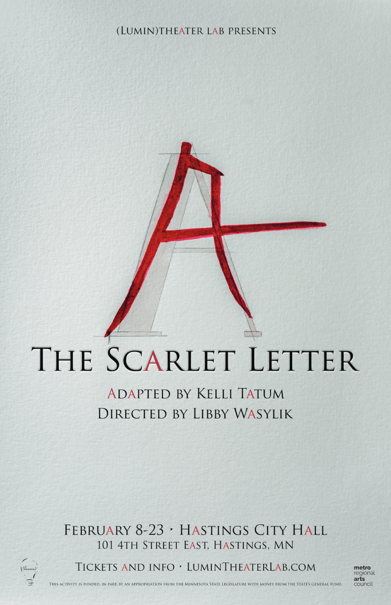 Scarlet Letter Lumintheater Lab