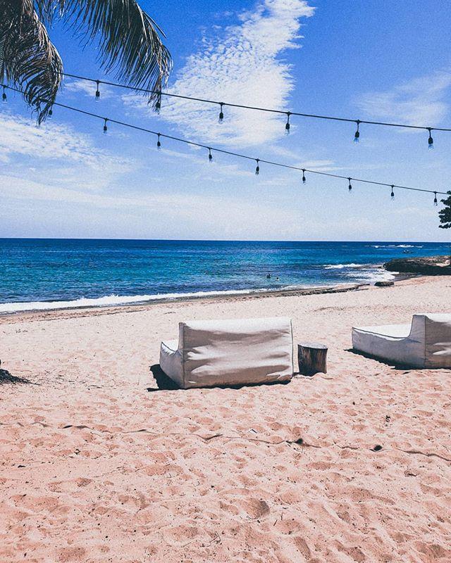 Buenos días! 🌞🌊 . . . . #domingo#soleado#verano#sunday#summer#beach#playa