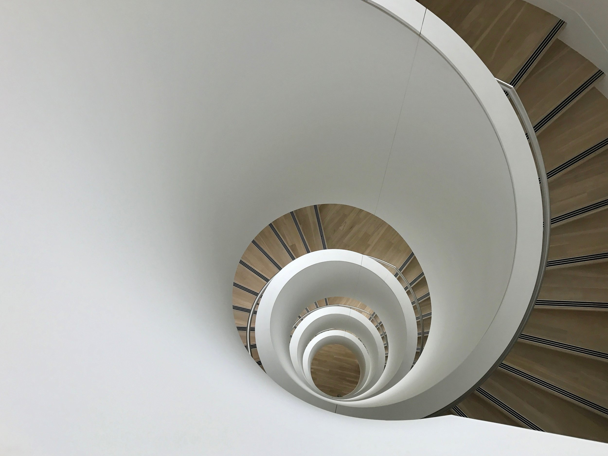 Staircase, SAHMRI Building, Adelaide, Australia