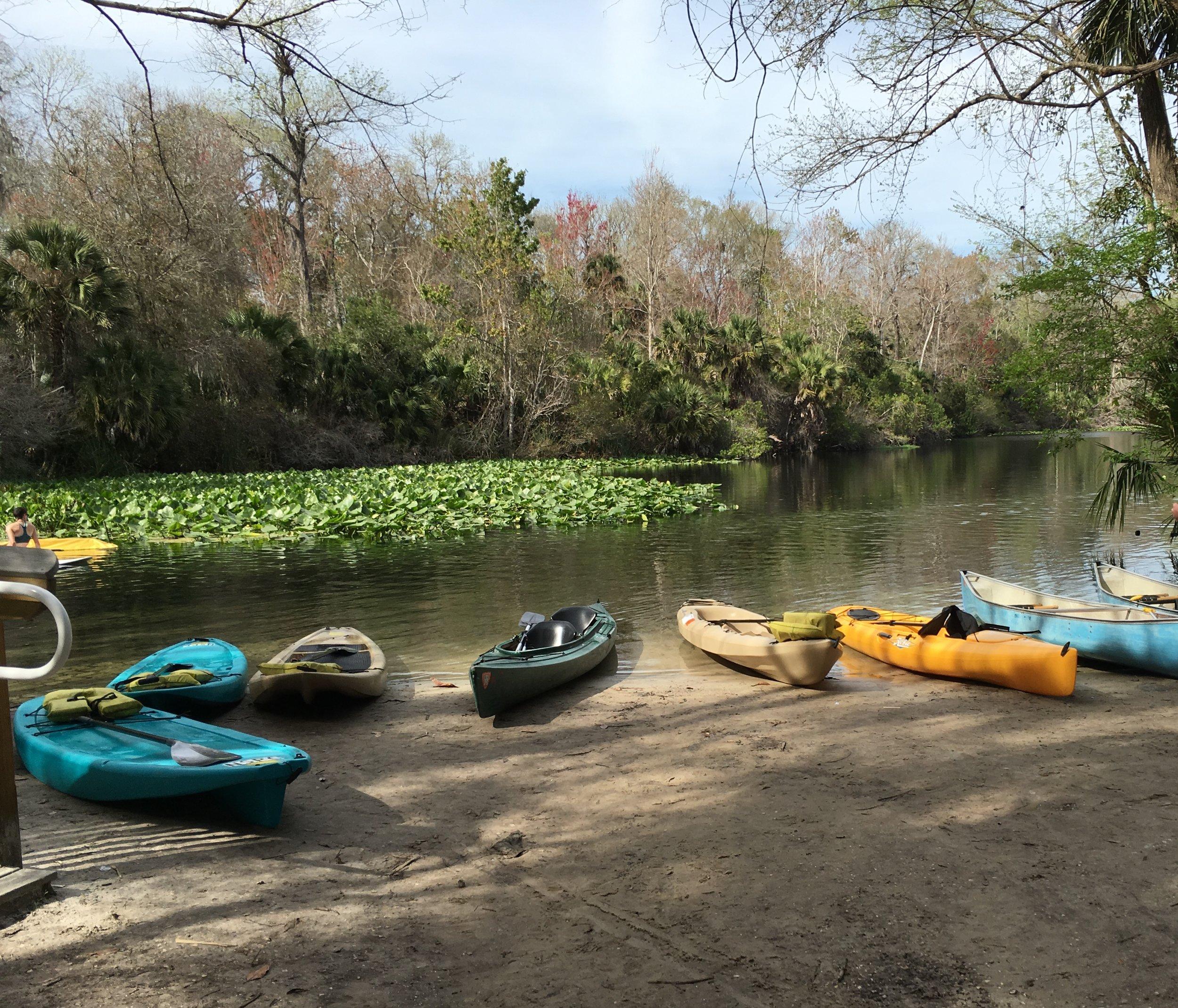 Wekiwa Springs Park, Orlando, United States