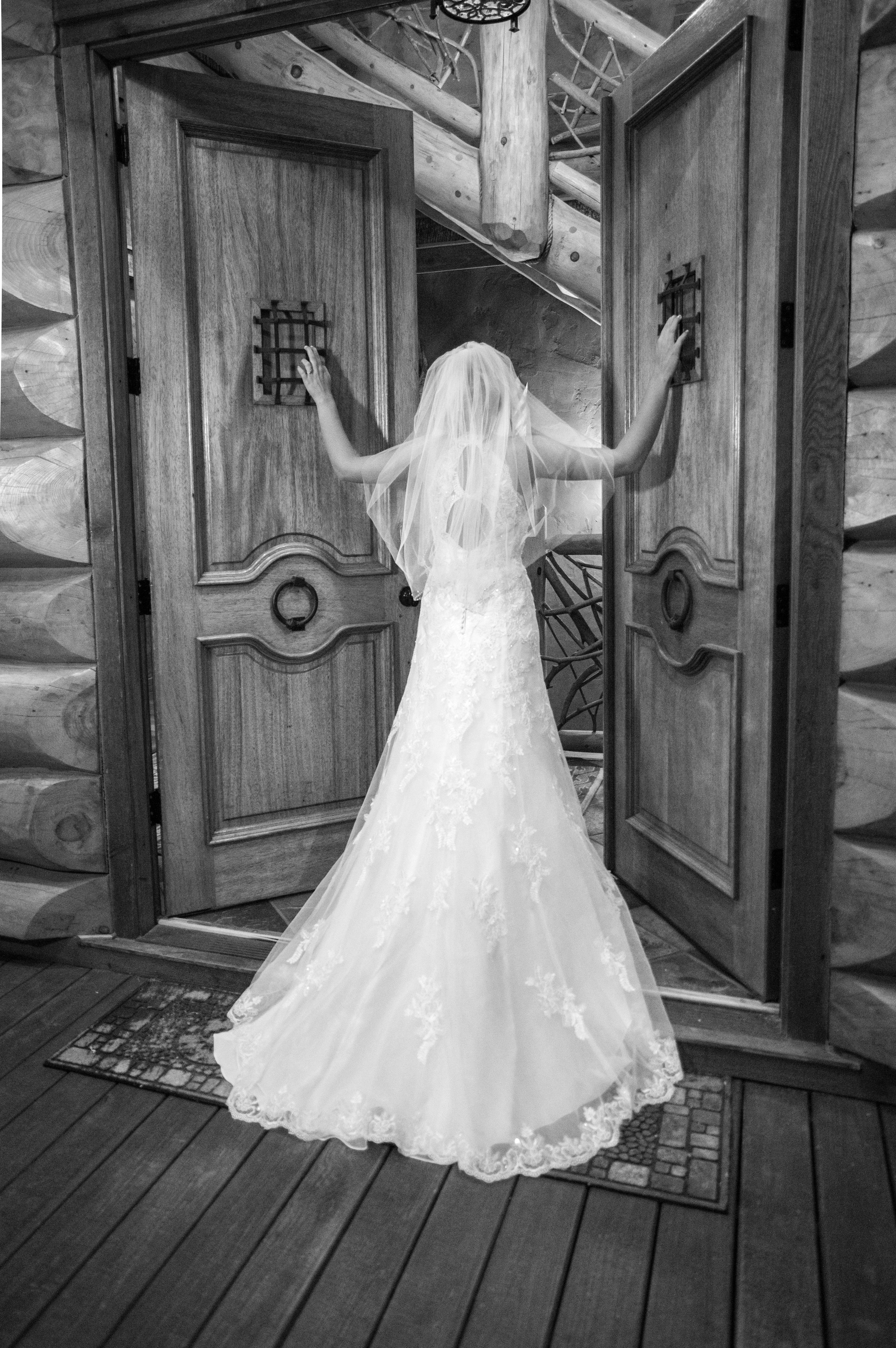 If you want to create images of you and your dress,  DO NOT SKIP  a bridal session.