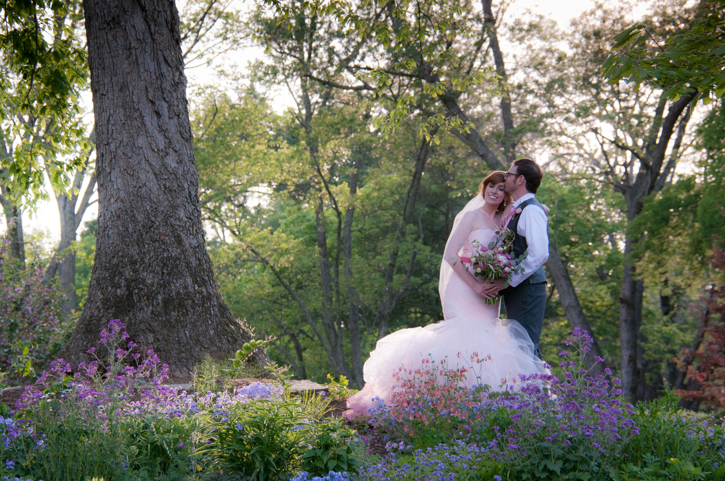 The Pink Wedding Dress . . . and all its magic!!!