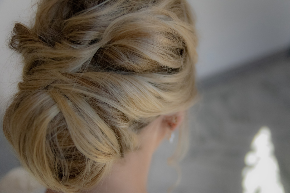 """Perfect """"up do"""""""