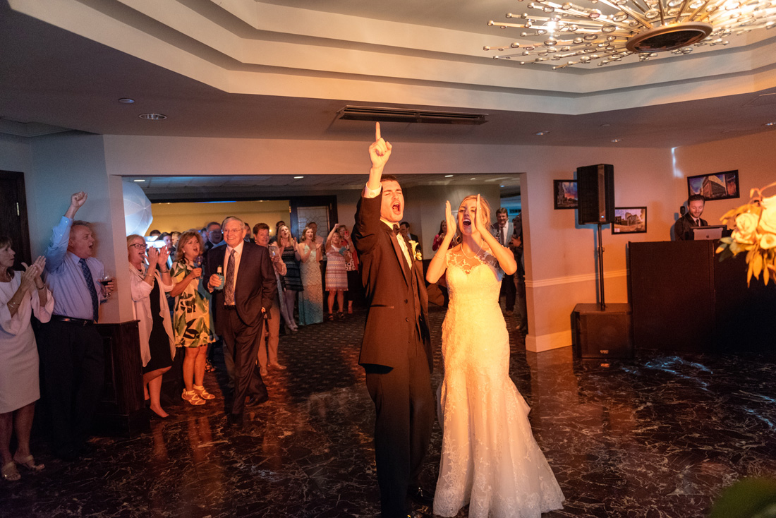 Mr & Mrs Hunsucker sing Rocky Top!!