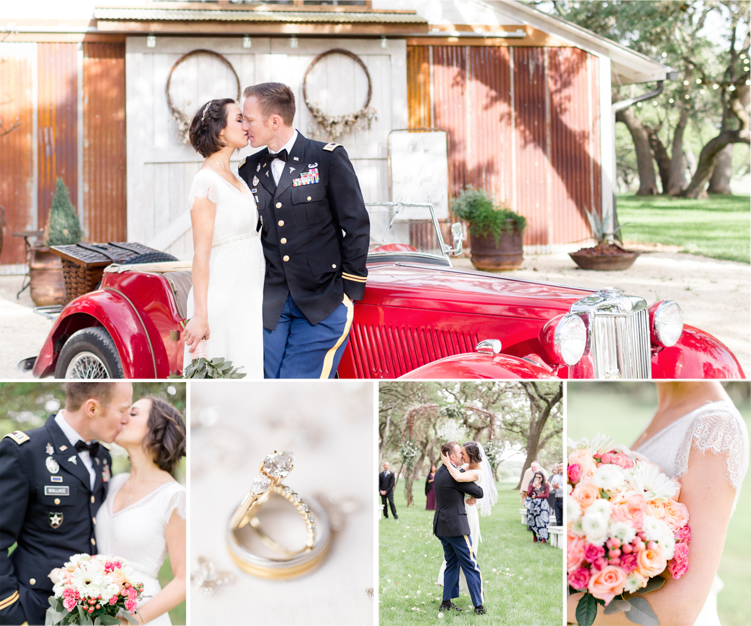 San Antonio Texas Wedding Engagement Photographer Photography Hill Country Oaks At Boerne Spring Wedding San Antonio photographer