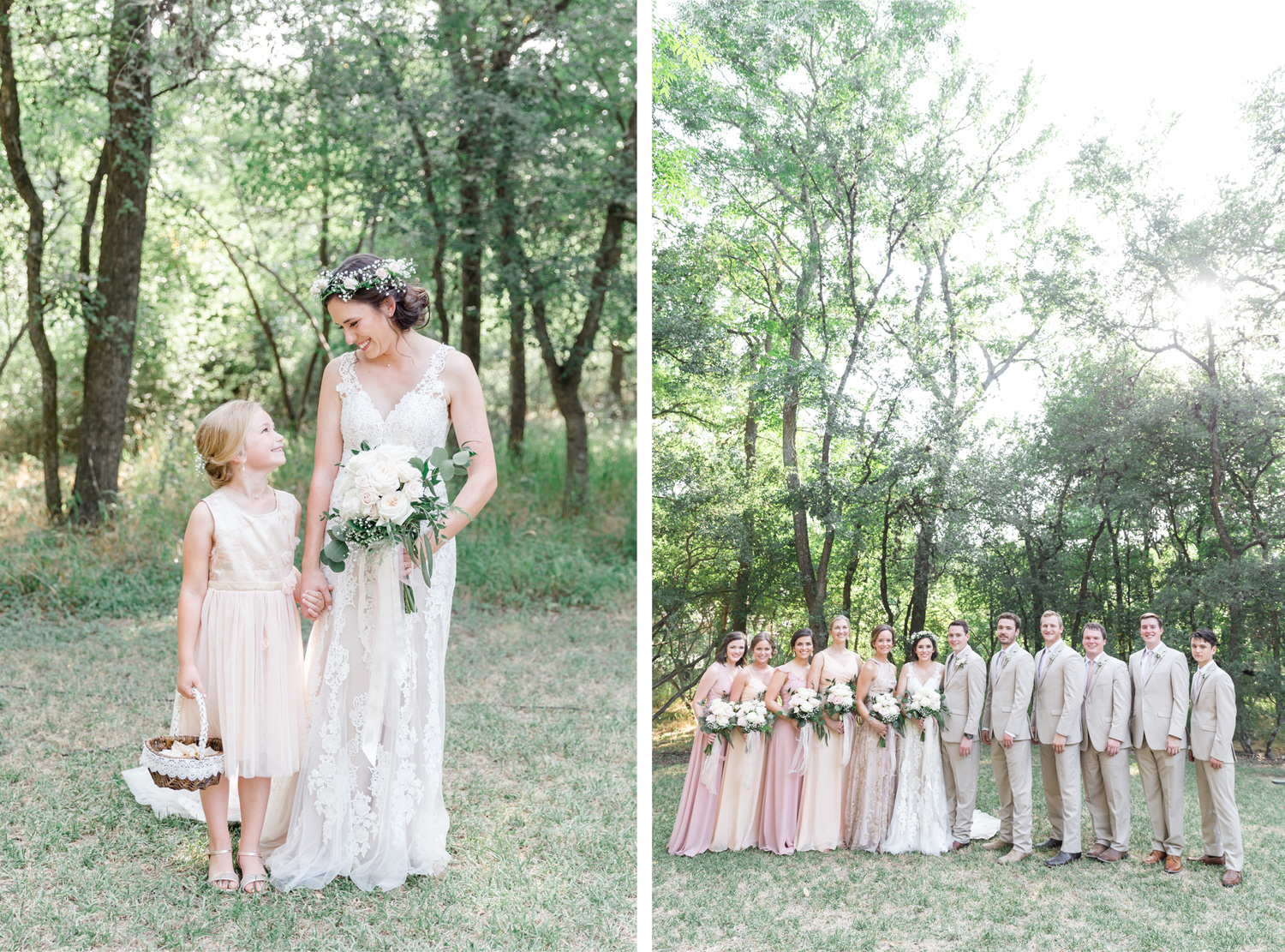 San Antonio Texas Wedding Engagement Photographer Photography Hill Country Texas Old Town Red Bud Hall Summer Blush Ivory Tan Rustic Classic Elegant Wedding San Antonio Austin Texas photographer 41