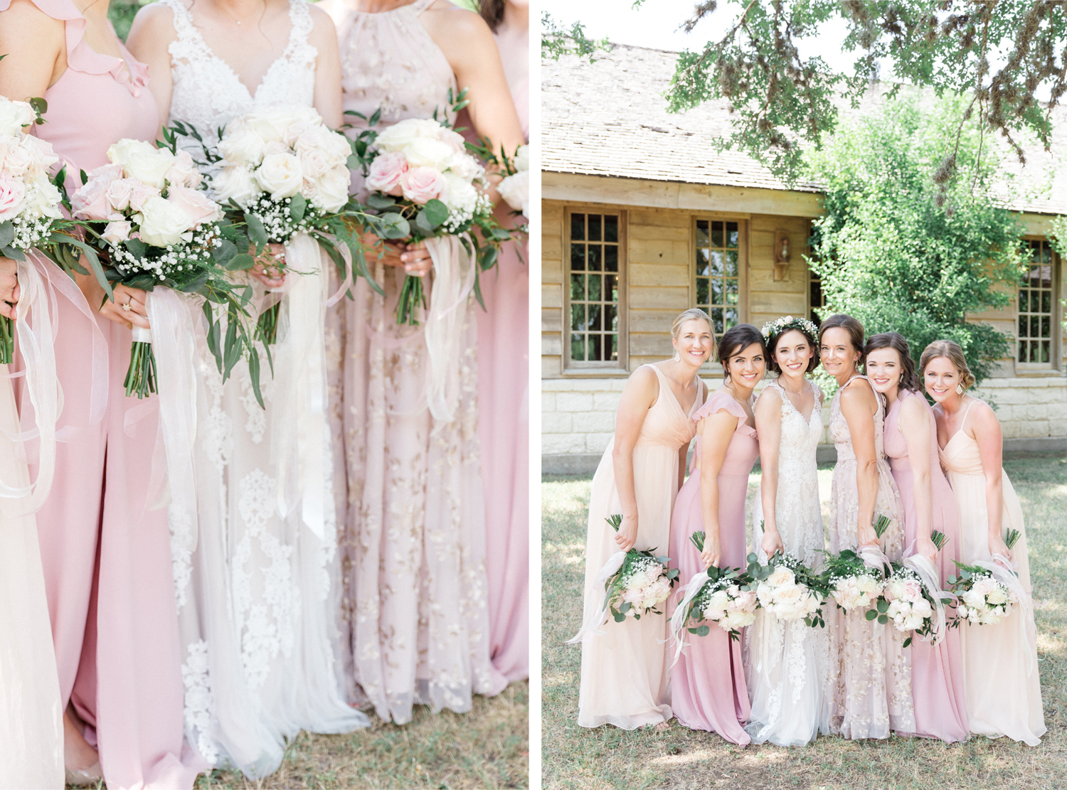 San Antonio Texas Wedding Engagement Photographer Photography Hill Country Texas Old Town Red Bud Hall Summer Blush Ivory Tan Rustic Classic Elegant Wedding San Antonio Austin Texas photographer 44