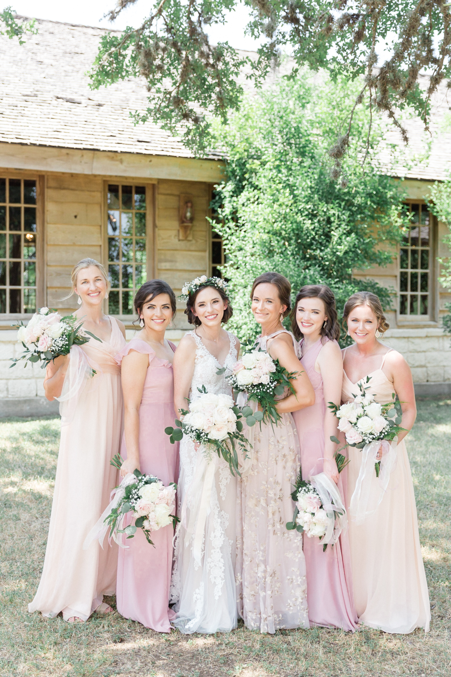 San Antonio Texas Wedding Engagement Photographer Photography Hill Country Texas Old Town Red Bud Hall Summer Blush Ivory Tan Rustic Classic Elegant Wedding San Antonio Austin Texas photographer 48
