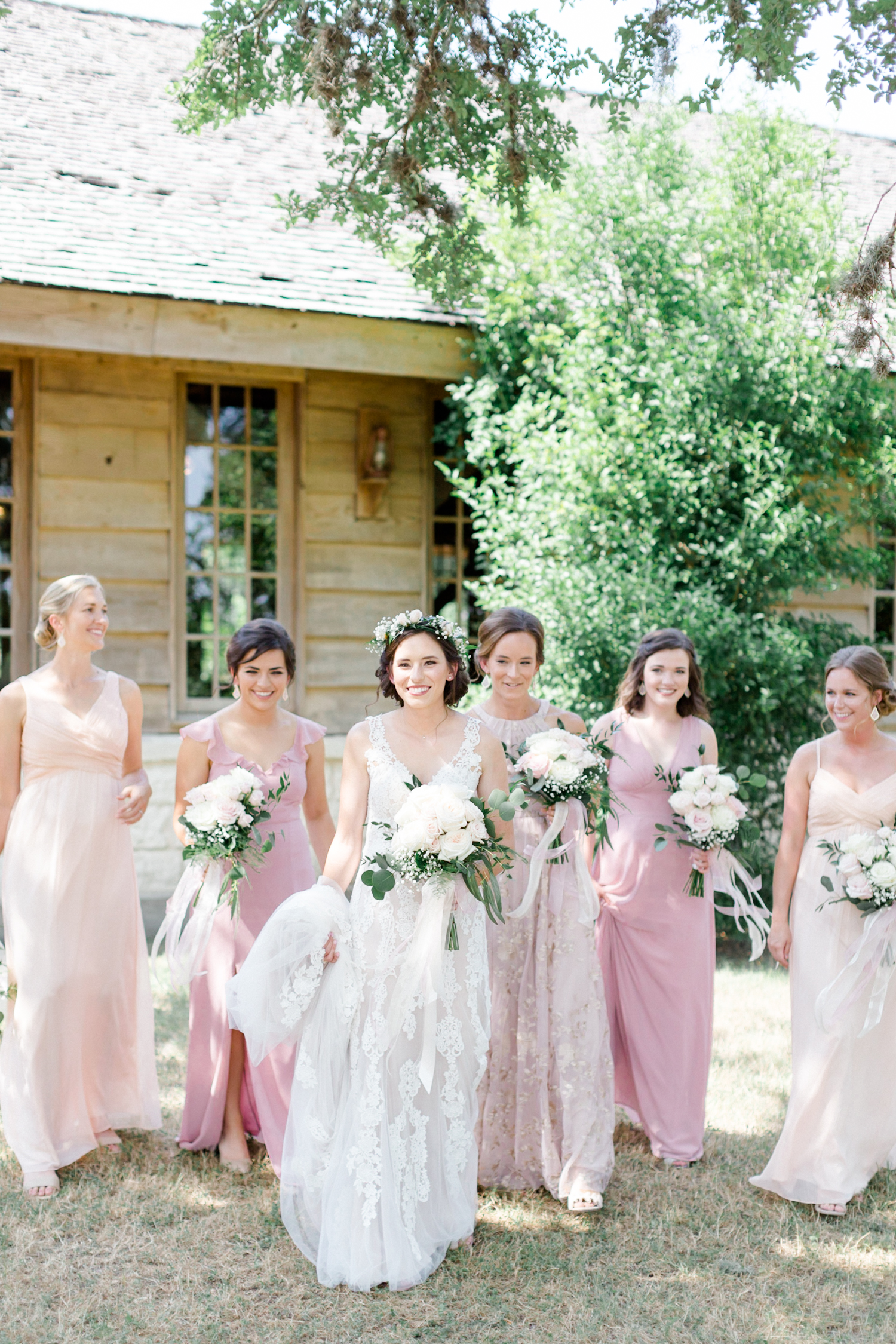 San Antonio Texas Wedding Engagement Photographer Photography Hill Country Texas Old Town Red Bud Hall Summer Blush Ivory Tan Rustic Classic Elegant Wedding San Antonio Austin Texas photographer 49