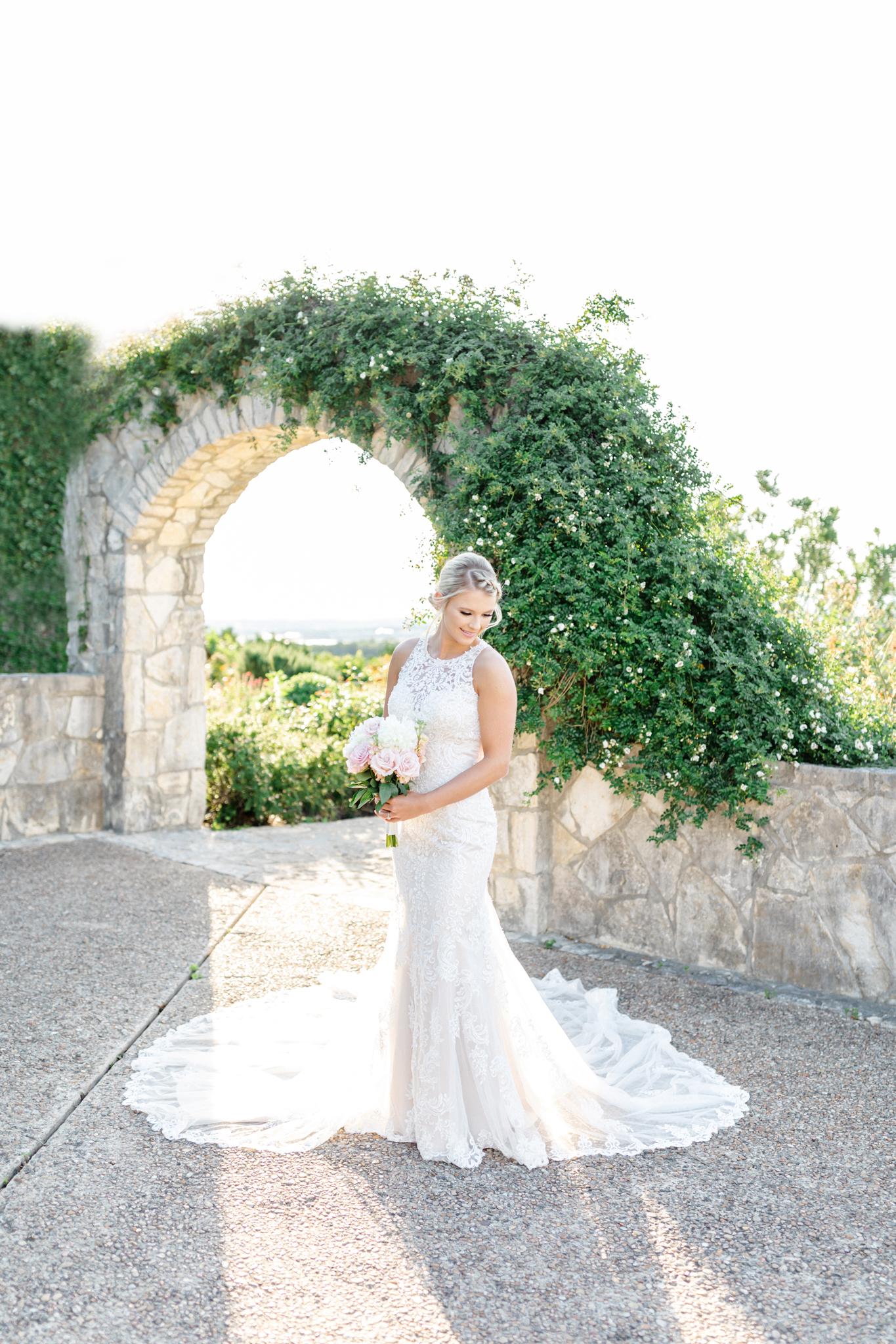 San Antonio Helotes Boerne Fredericksburg Fischer Austin Texas hill country Wedding Engagement Photographer bridal session bridal photos San Antonio bride bridals Rancho Mirando Guest Ranch wedding venue