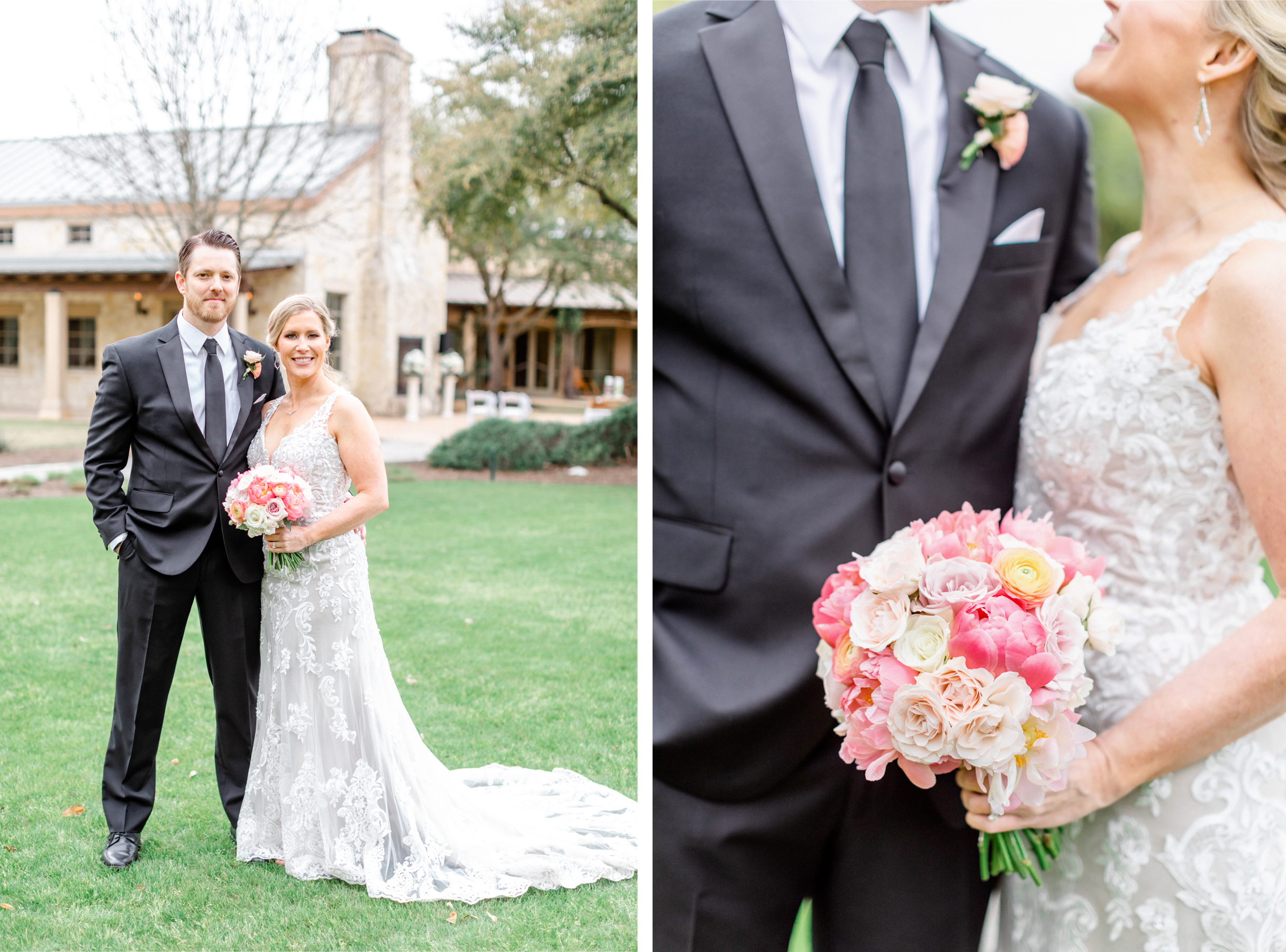 San Antonio Austin Boerne New Braunfels Texas Wedding Engagement Photographer Photography Hill Country Texas JW Marriott Sunday House Wedding Spring Wedding Coral Pink Intimate Wedding San Antonio Austin Texas photographer 39