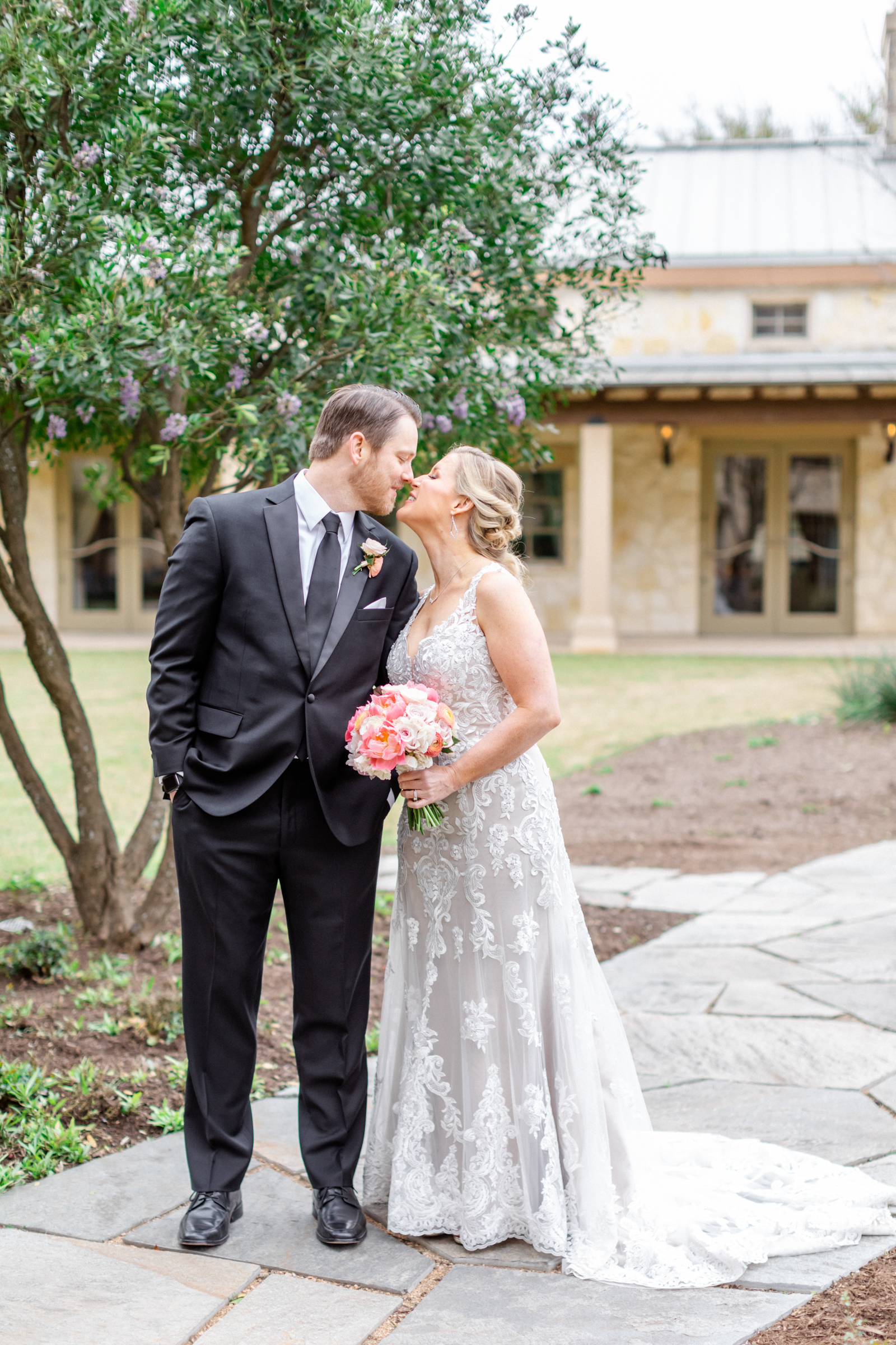 San Antonio Austin Boerne New Braunfels Texas Wedding Engagement Photographer Photography Hill Country Texas JW Marriott Sunday House Wedding Spring Wedding Coral Pink Intimate Wedding San Antonio Austin Texas photographer 48