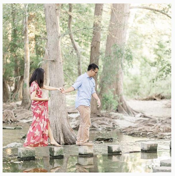 Cibolo Nature Center session photographer San Antonio engagement wedding photographer Boerne photographer  2