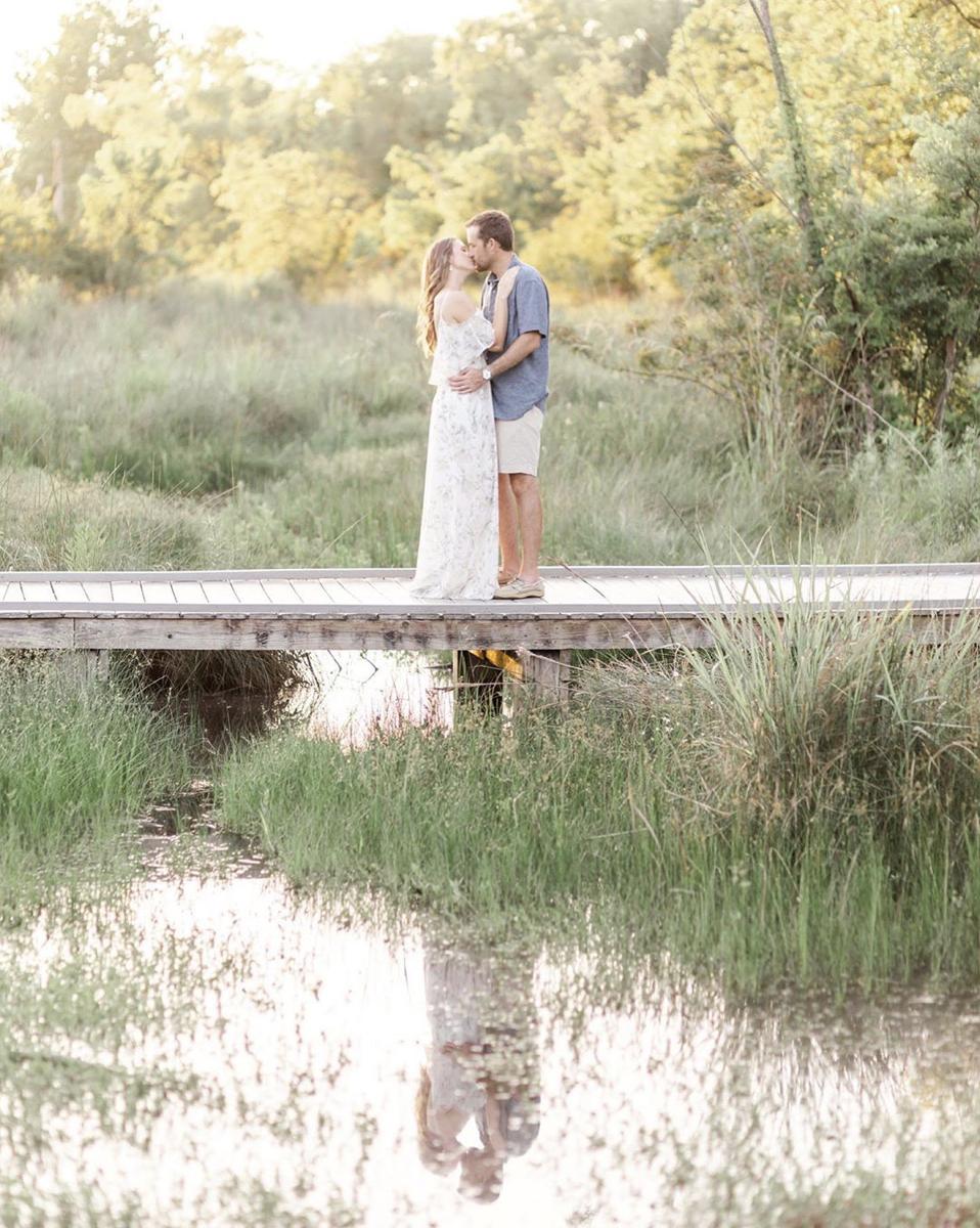 Cibolo Nature Center session photographer San Antonio engagement wedding photographer Boerne photographer  3