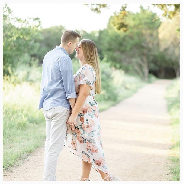 Phil Hardberger Park West session San Antonio engagement wedding photographer 1