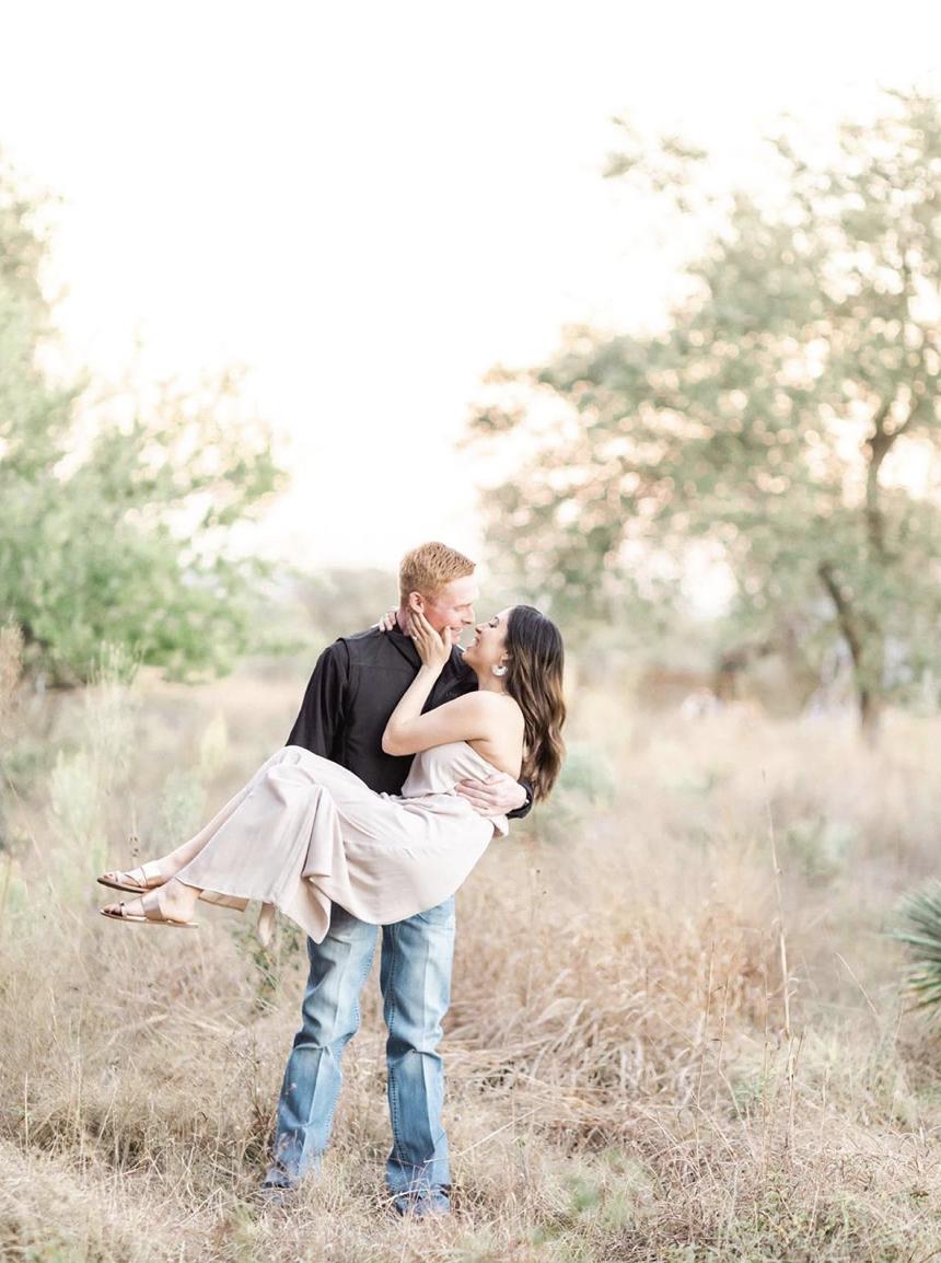 Phil Hardberger Park West session San Antonio engagement wedding photographer 3
