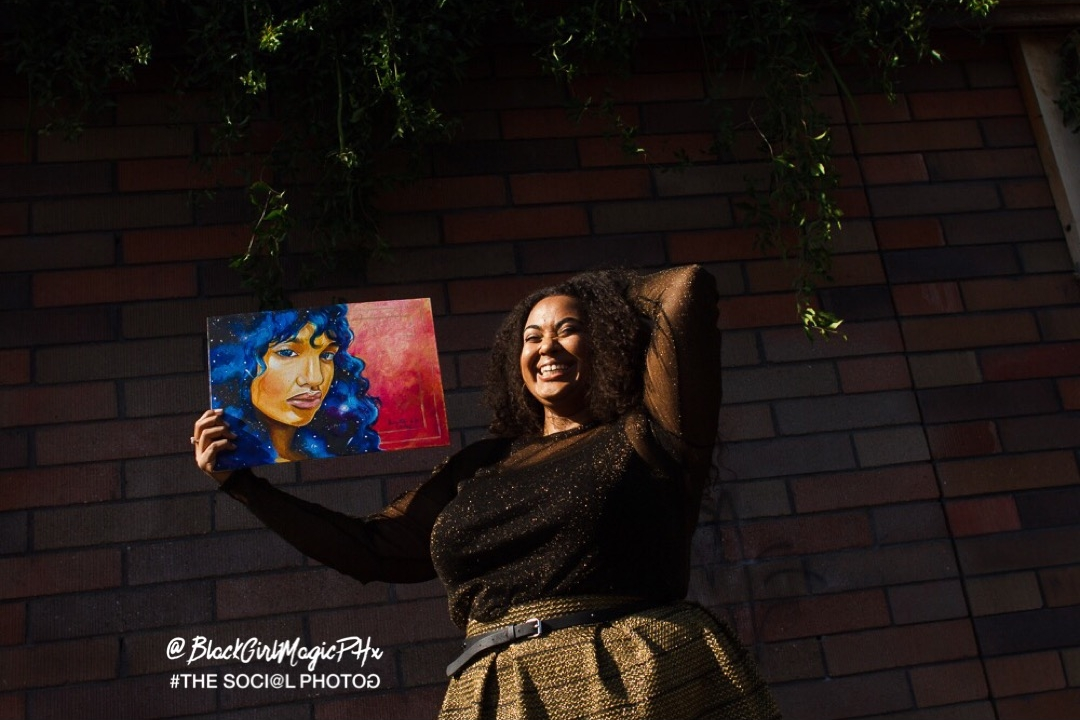 Black Girl Magic PHX present Lady Mystic: Antoinette Cauley (Photography by The Social Photog)