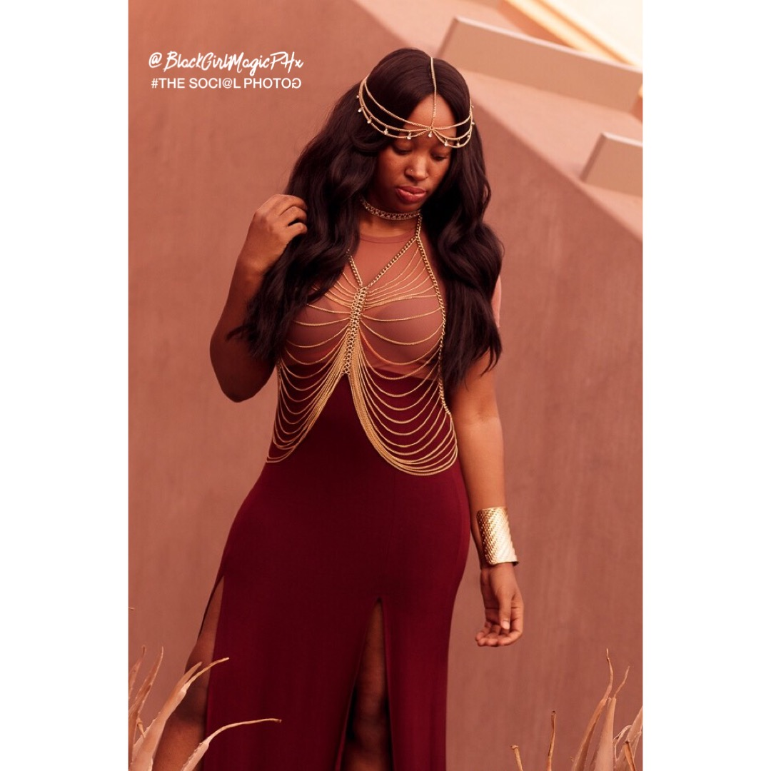 Black Girl Magic PHX present Lady Mystic: Akilah Harris (Photography by The Social Photog)