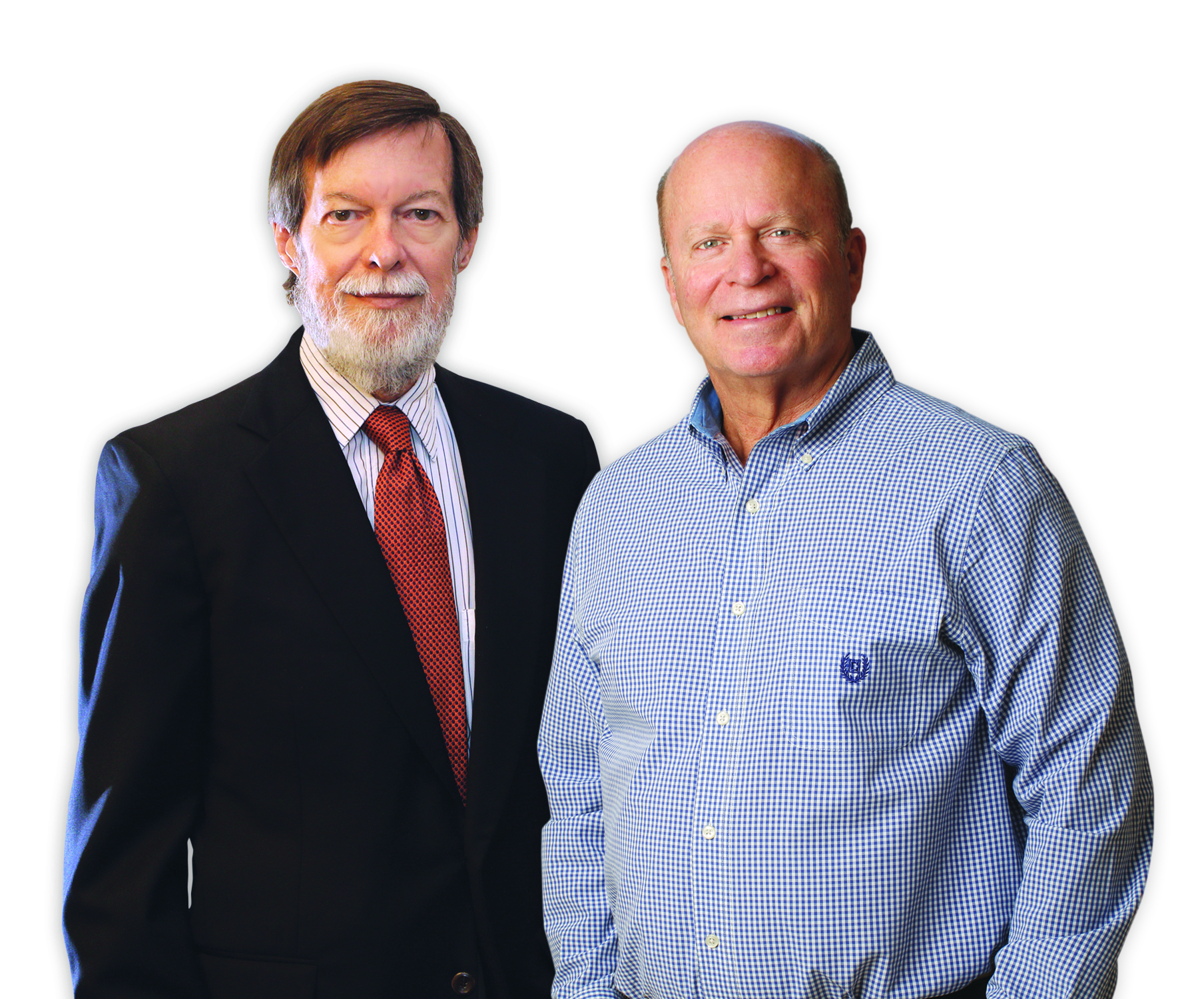 Fred Morrison and Rick Newman, real estate attorneys