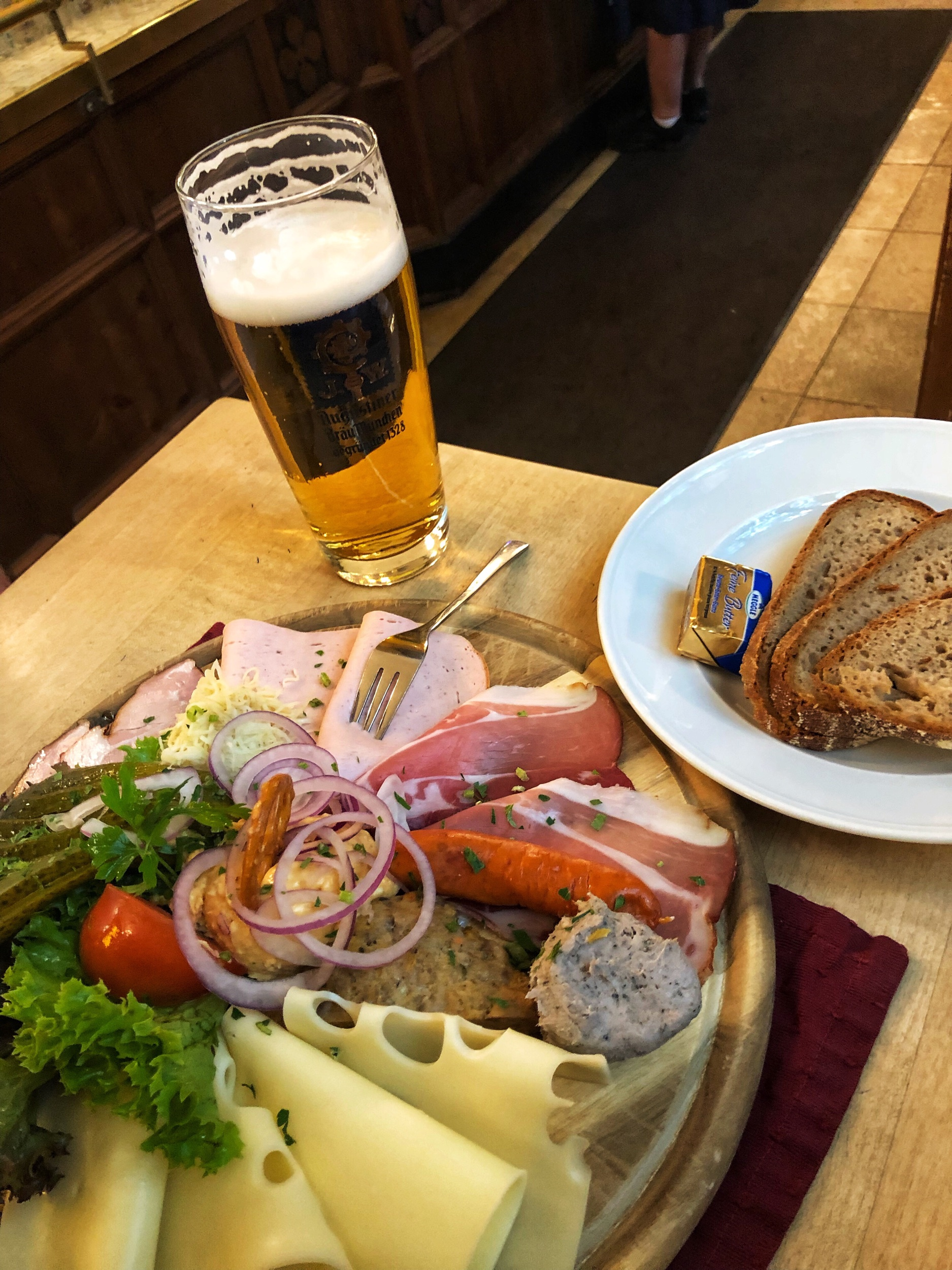 """This is just a """"snack"""" in Bavaria"""