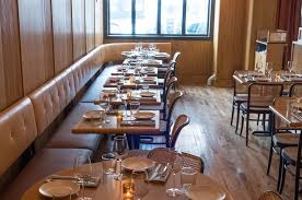 The space at Fausto. Photo courtesy of the restaurant.