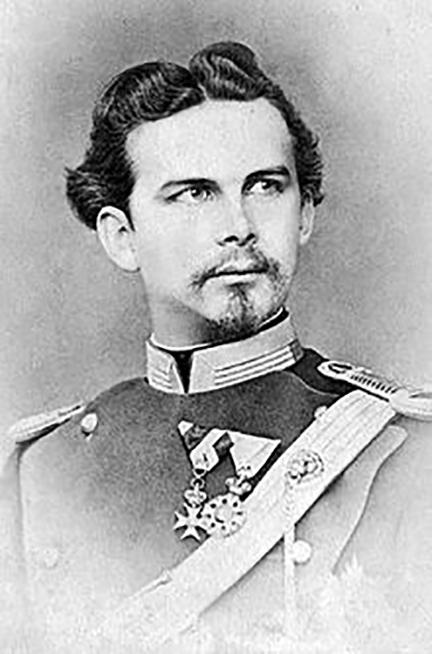 Ludwig II (Ludwig Otto Friedrich Wilhelm)