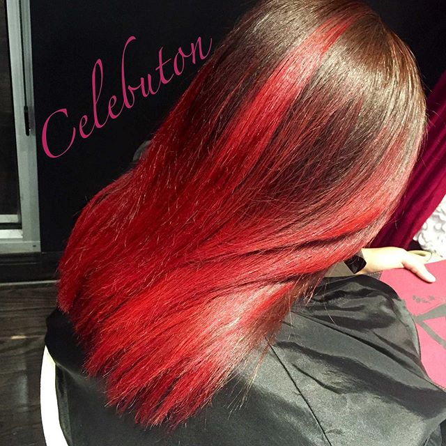 Fall is coming ❤️❤️❤️ color starting at$99 call @salonrache for a appointment