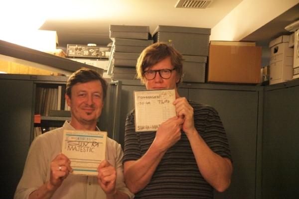 Corbett & Moore in the Archive