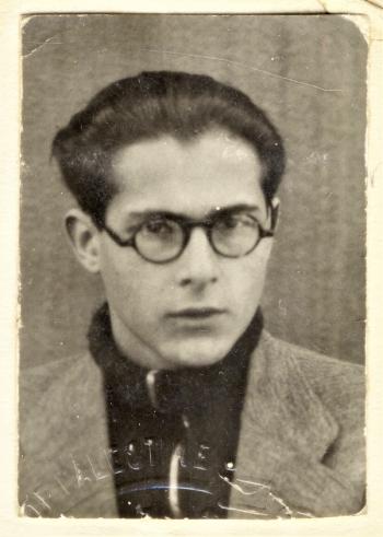 Herbert Brün, 1939. Estate of Herbert Brün and Rare Nest.