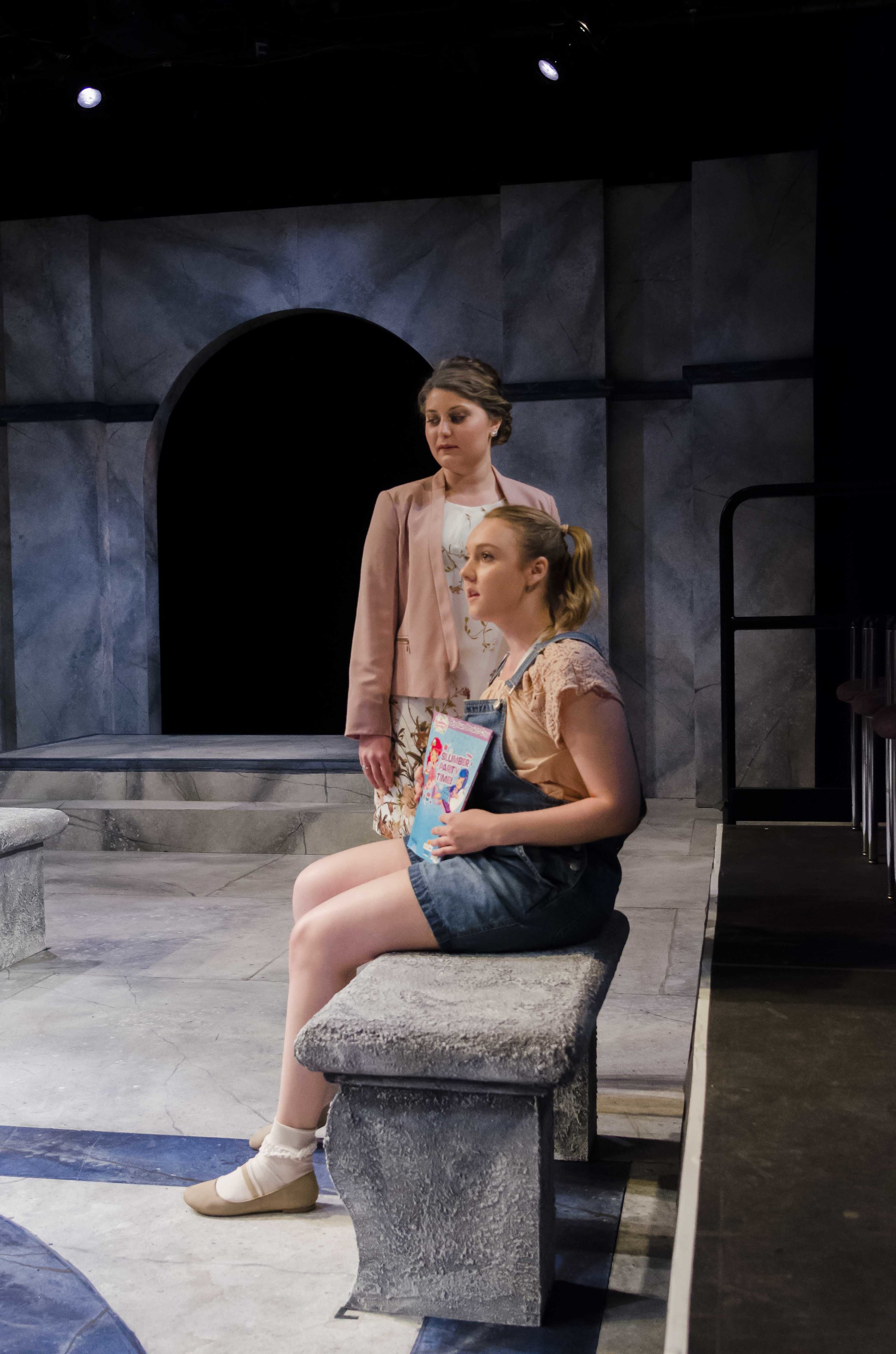 Hecuba in  Tiger at the Gates