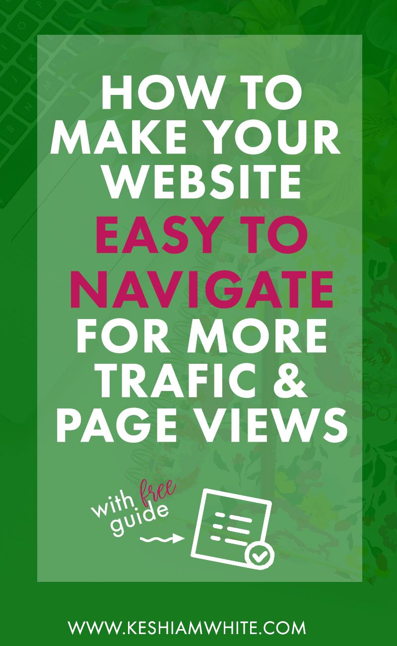 make-a-website-easy-to-navigate